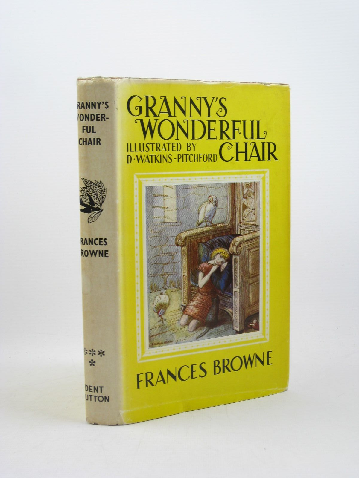 Photo of GRANNY'S WONDERFUL CHAIR written by Browne, Frances illustrated by BB,  published by J.M. Dent & Sons Ltd. (STOCK CODE: 1312682)  for sale by Stella & Rose's Books