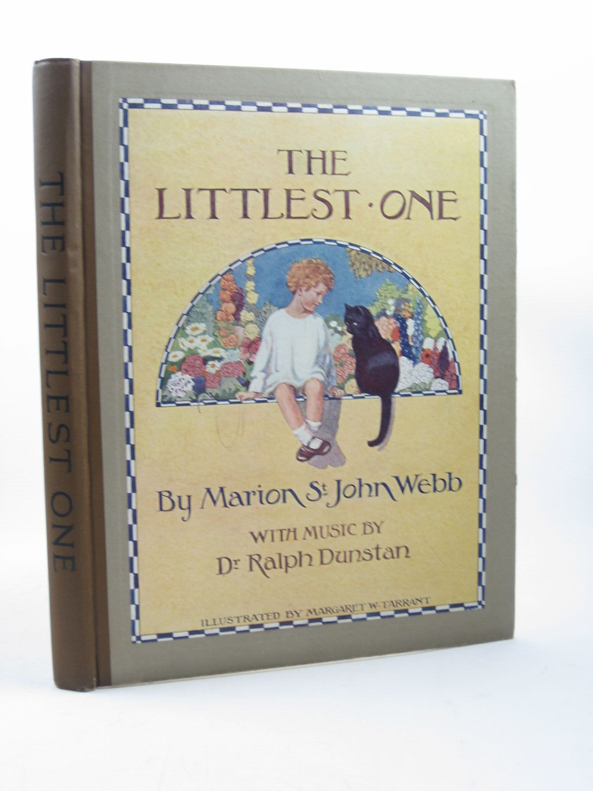 Photo of THE LITTLEST ONE written by Webb, Marion St. John<br />Dunstan, Ralph illustrated by Tarrant, Margaret<br />Nixon, Kathleen published by George G. Harrap & Co. Ltd. (STOCK CODE: 1312761)  for sale by Stella & Rose's Books