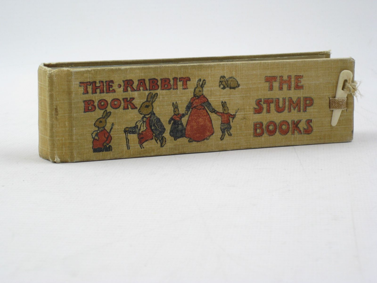 Photo of THE RABBIT BOOK illustrated by Tourtel, Mary published by Anthony Treherne & Co. Ltd. (STOCK CODE: 1312910)  for sale by Stella & Rose's Books