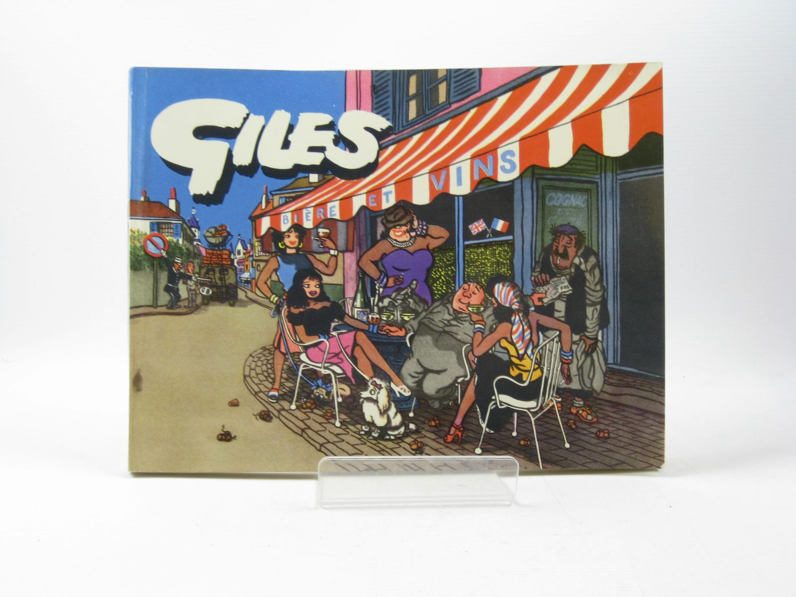 Photo of GILES No. 9 written by Giles,  illustrated by Giles,  published by Daily Express (STOCK CODE: 1313001)  for sale by Stella & Rose's Books