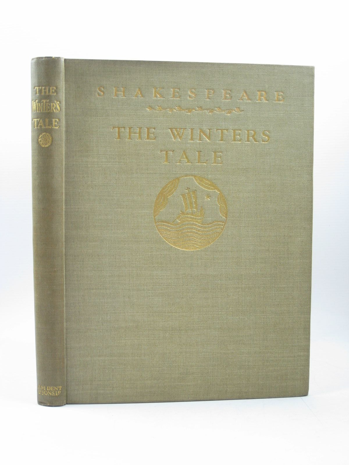 Photo of THE WINTER'S TALE written by Shakespeare, William illustrated by Armfield, Maxwell published by J.M. Dent & Sons Ltd. (STOCK CODE: 1313222)  for sale by Stella & Rose's Books