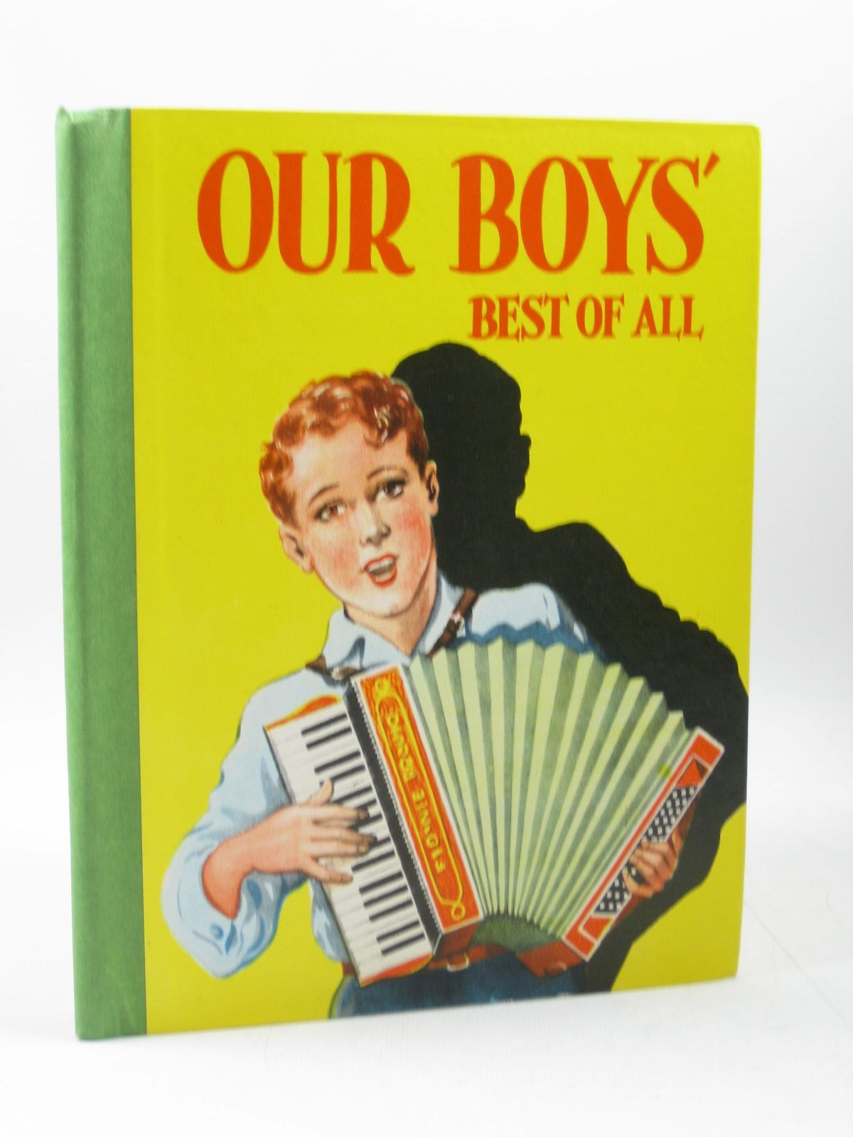 Photo of OUR BOYS' BEST OF ALL written by James, G.<br />Leonard, Bertha<br />Jones, H. Clayton<br />et al, published by Renwick of Otley (STOCK CODE: 1313308)  for sale by Stella & Rose's Books