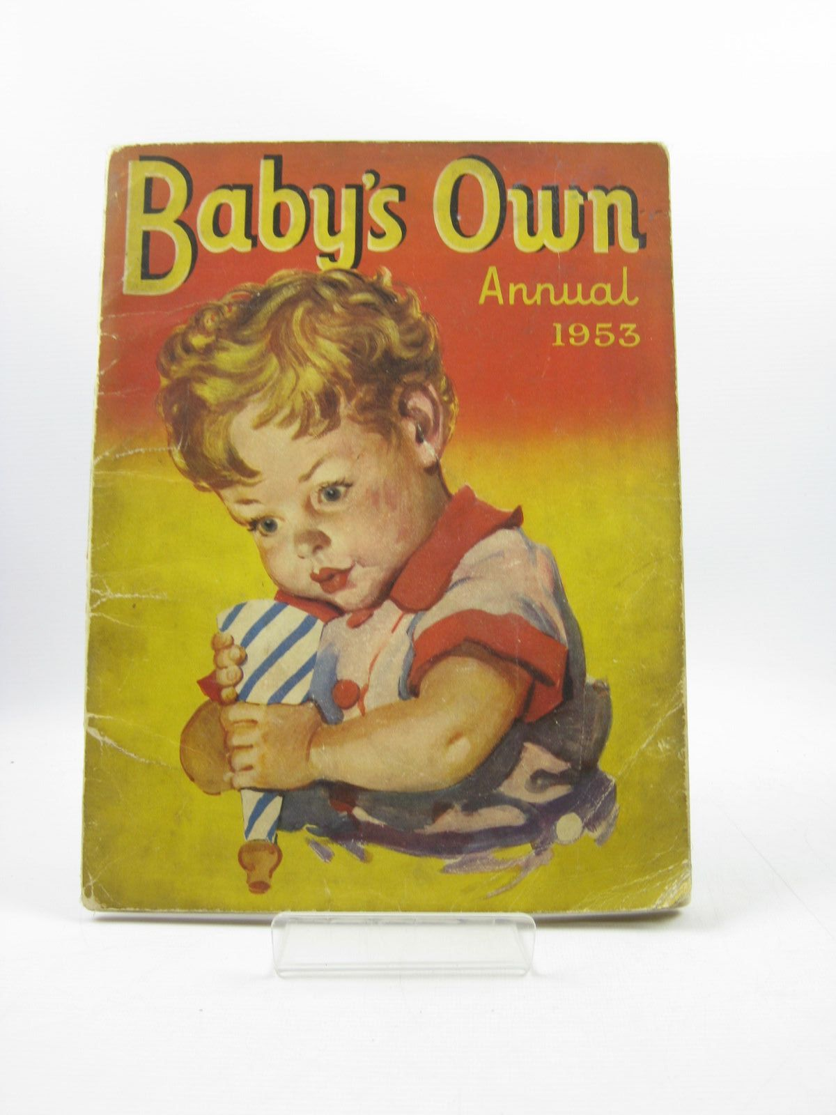 Photo of BABY'S OWN ANNUAL 1953 published by The Amalgamated Press (STOCK CODE: 1313640)  for sale by Stella & Rose's Books
