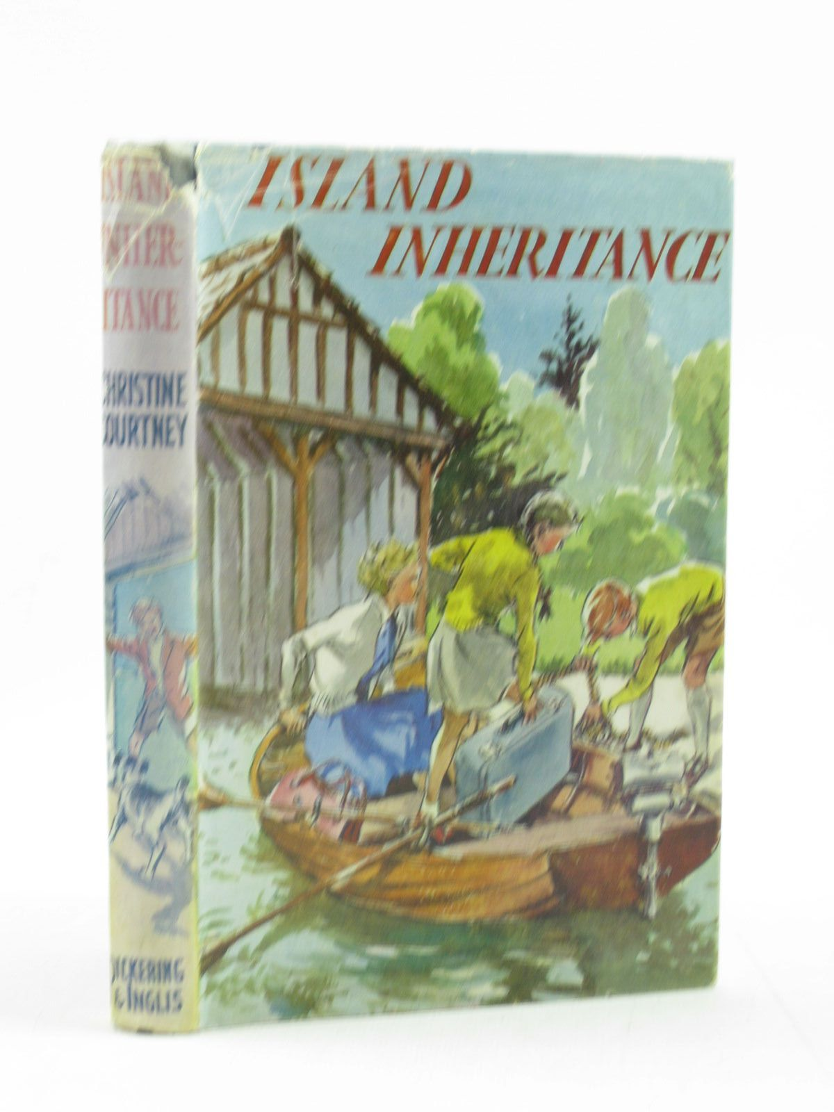 Photo of ISLAND INHERITANCE written by Courtney, Christine published by Pickering & Inglis Ltd. (STOCK CODE: 1313734)  for sale by Stella & Rose's Books