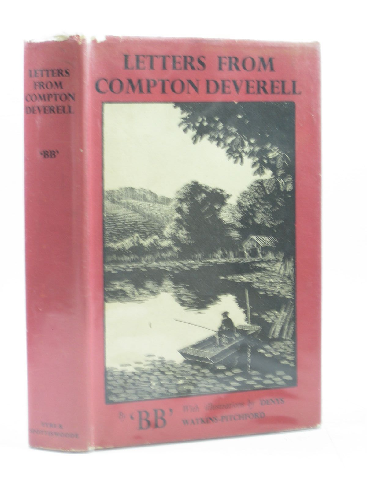 Photo of LETTERS FROM COMPTON DEVERELL written by BB, illustrated by BB, published by Eyre & Spottiswoode (STOCK CODE: 1313753)  for sale by Stella & Rose's Books