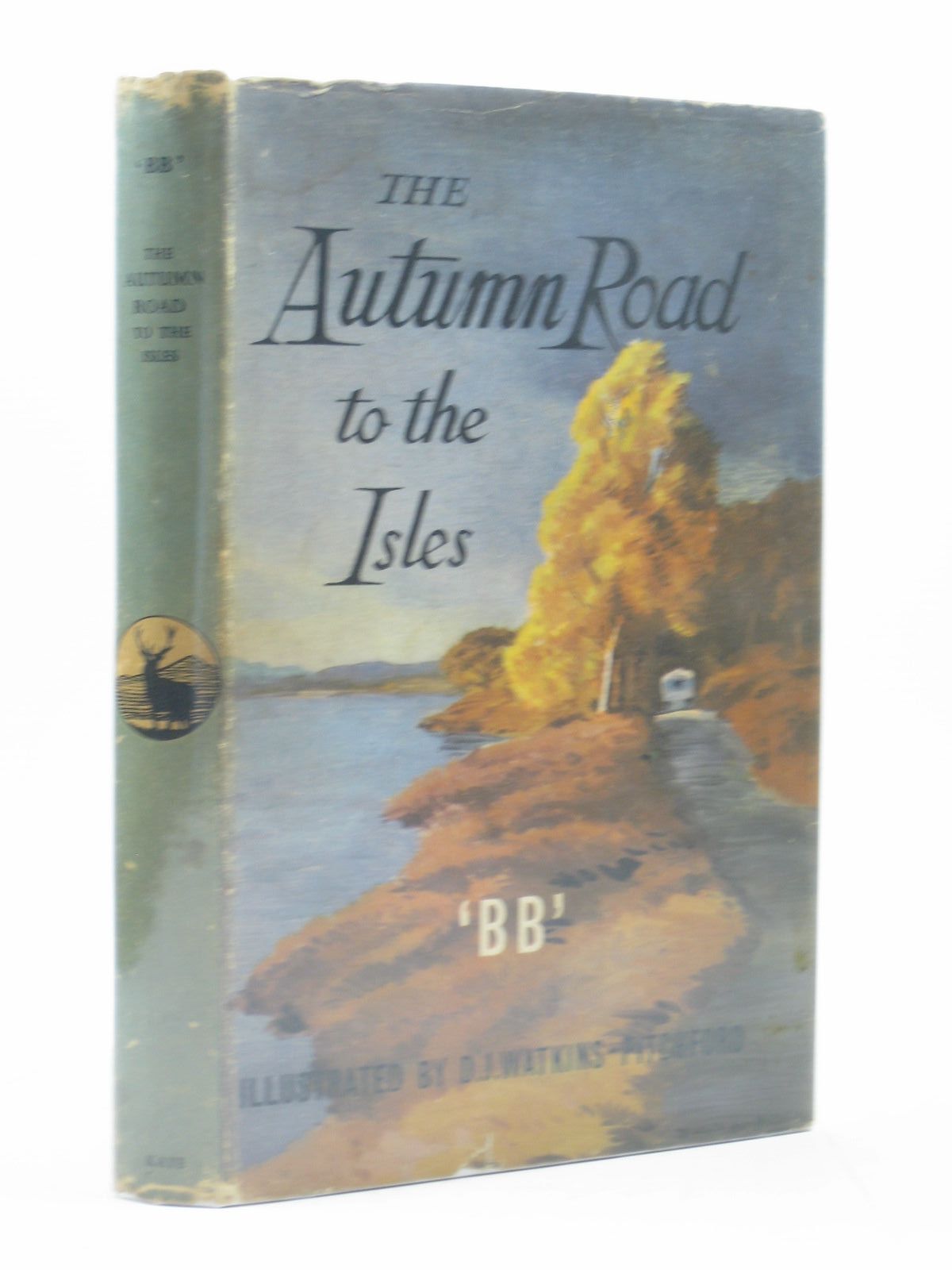 Photo of THE AUTUMN ROAD TO THE ISLES written by BB,  illustrated by BB,  published by Nicholas Kaye (STOCK CODE: 1313811)  for sale by Stella & Rose's Books