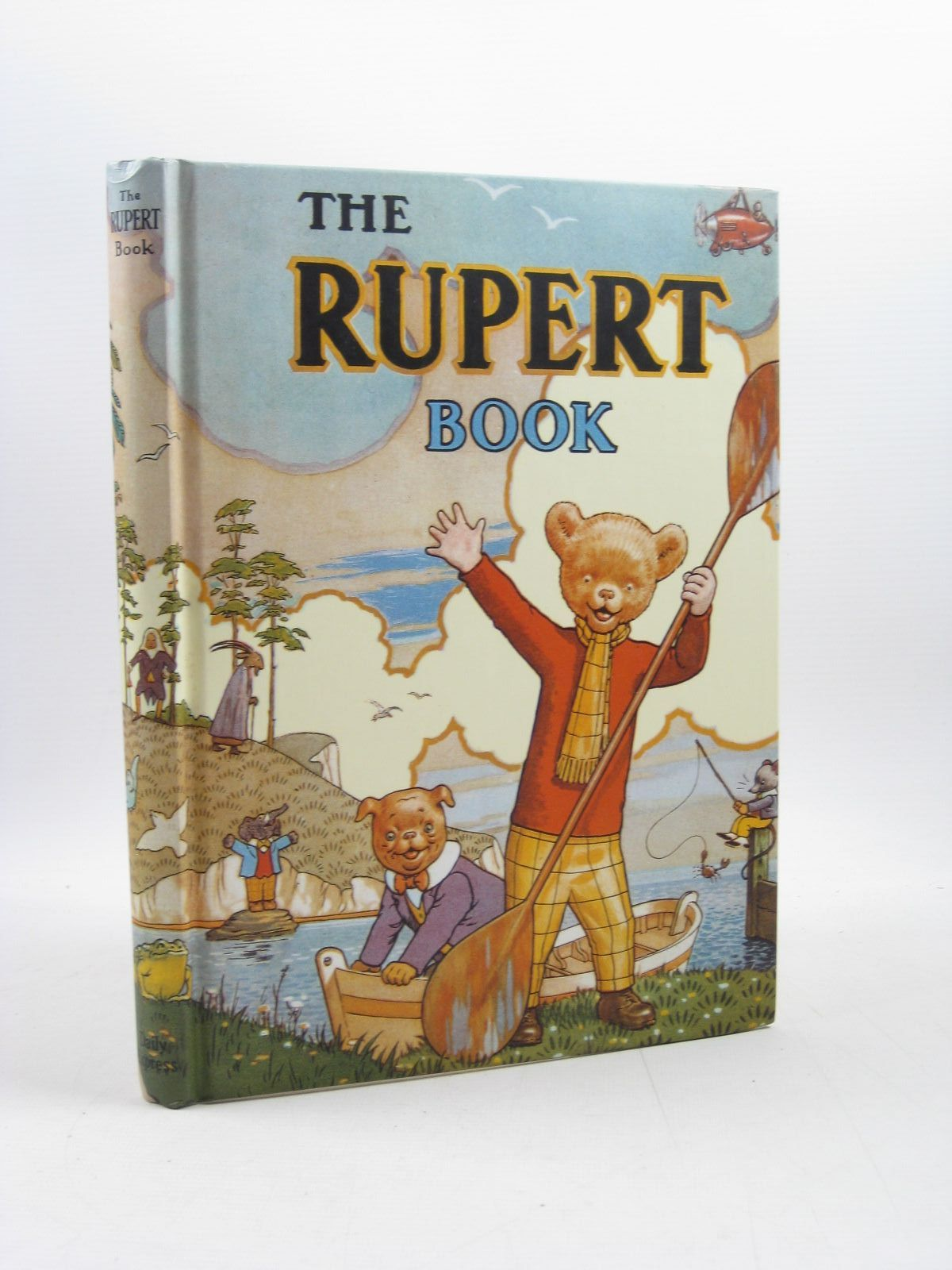 Photo of RUPERT ANNUAL 1941 (FACSIMILE) - THE RUPERT BOOK written by Bestall, Alfred illustrated by Bestall, Alfred published by Pedigree Books Limited (STOCK CODE: 1313837)  for sale by Stella & Rose's Books