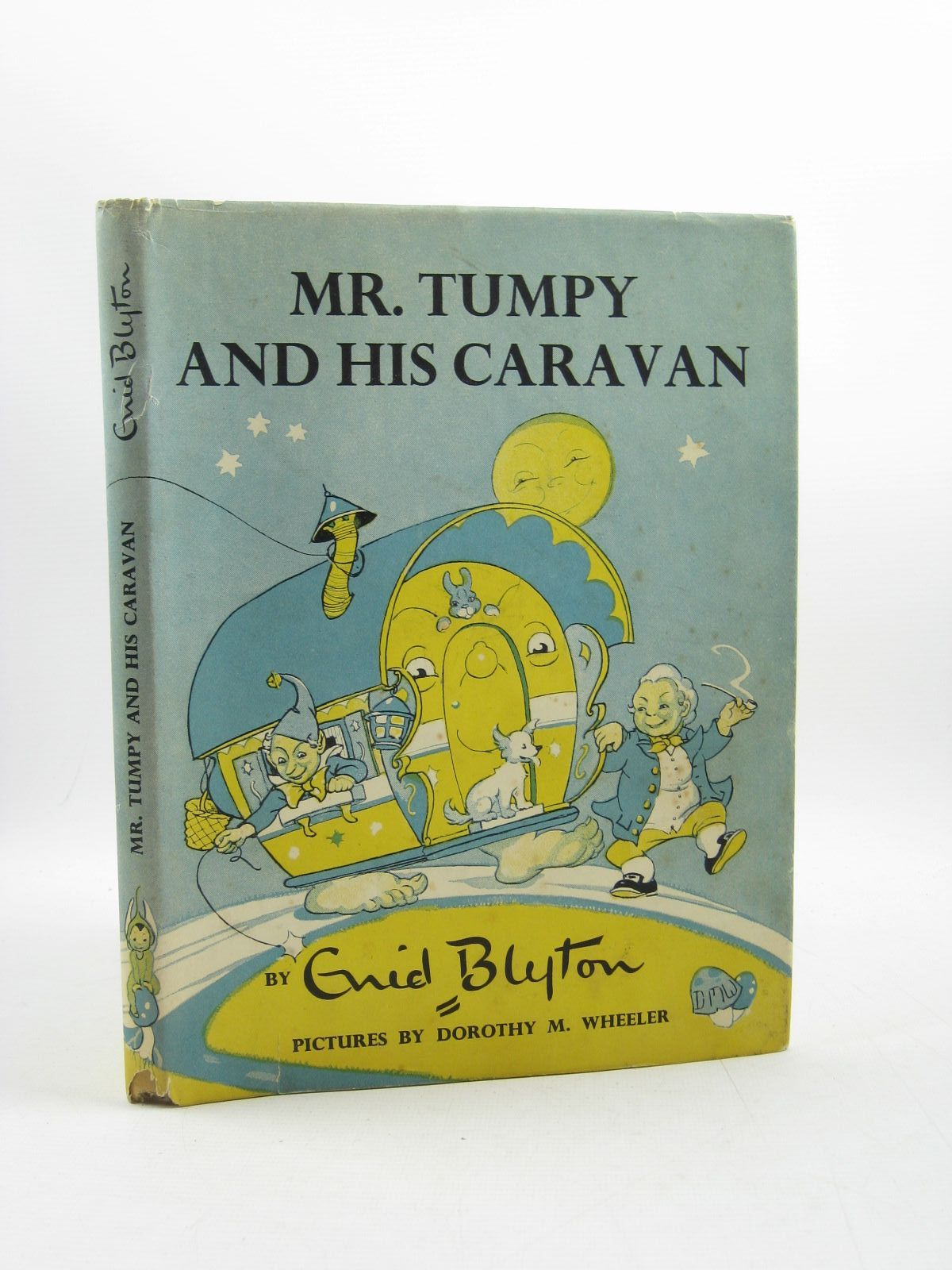 Photo of MR. TUMPY AND HIS CARAVAN written by Blyton, Enid illustrated by Wheeler, Dorothy M. published by Sidgwick & Jackson (STOCK CODE: 1314011)  for sale by Stella & Rose's Books