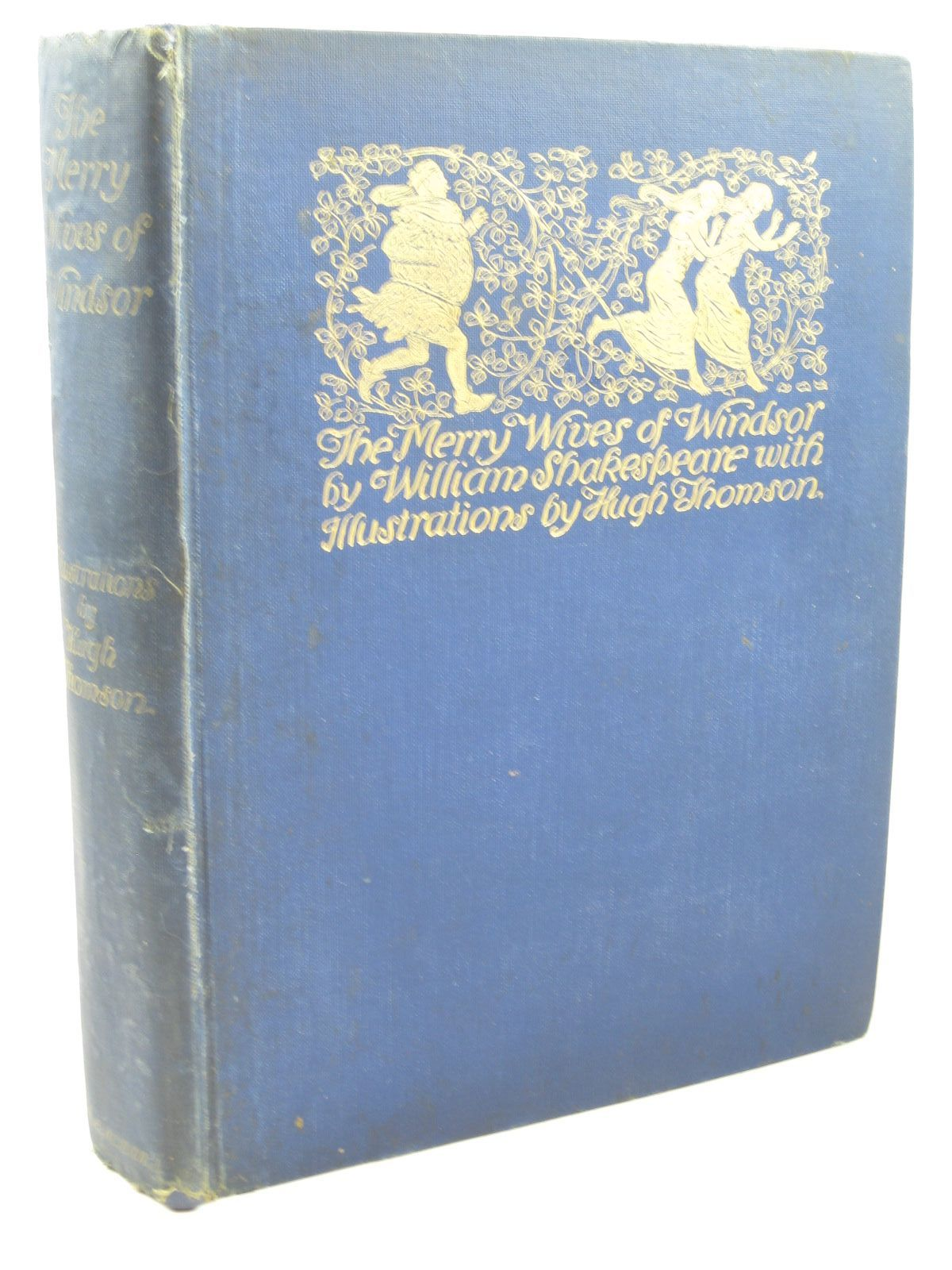 Photo of THE MERRY WIVES OF WINDSOR written by Shakespeare, William illustrated by Thomson, Hugh published by Heinemann, William Heinemann (STOCK CODE: 1314049)  for sale by Stella & Rose's Books