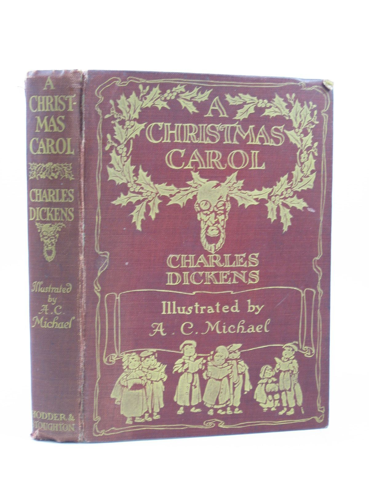 A CHRISTMAS CAROL written by Dickens, Charles, STOCK CODE: 1314112 : Stella & Rose's Books