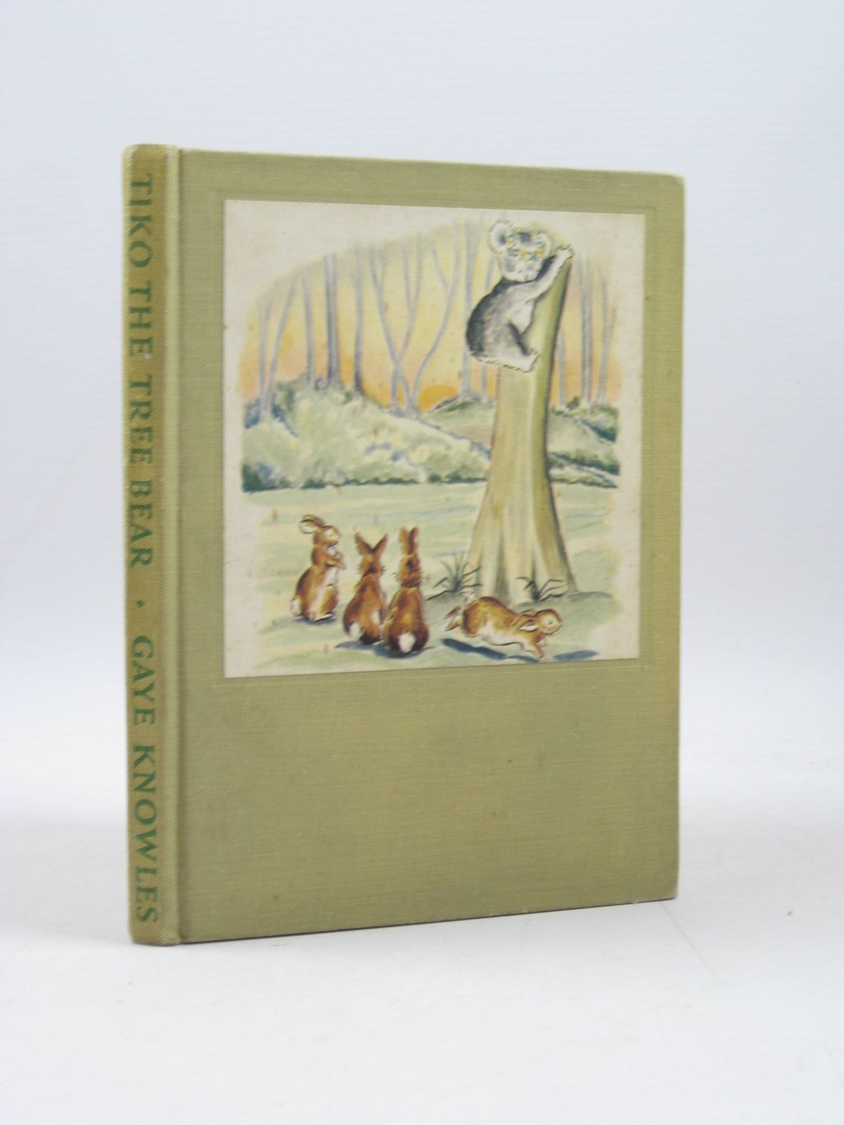 Photo of TIKO THE TREE BEAR written by Knowles, Gaye illustrated by Knowles, Gaye published by The Brockhampton Press Ltd. (STOCK CODE: 1314123)  for sale by Stella & Rose's Books