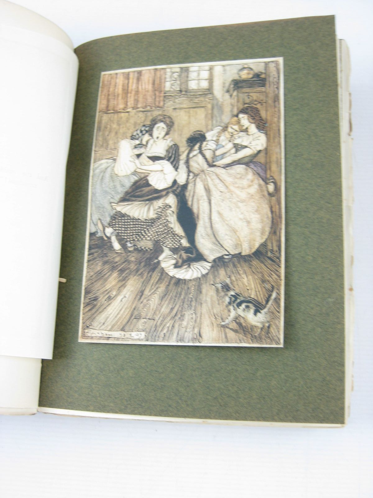 Photo of THE INGOLDSBY LEGENDS written by Ingoldsby, Thomas illustrated by Rackham, Arthur published by J.M. Dent & Co. (STOCK CODE: 1314241)  for sale by Stella & Rose's Books