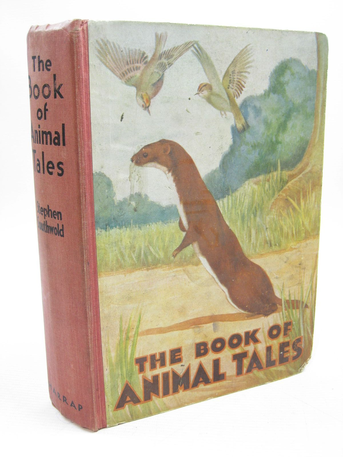 Photo of THE BOOK OF ANIMAL TALES written by Southwold, Stephen illustrated by Appleton, Honor C. published by George G. Harrap & Co. Ltd. (STOCK CODE: 1314388)  for sale by Stella & Rose's Books