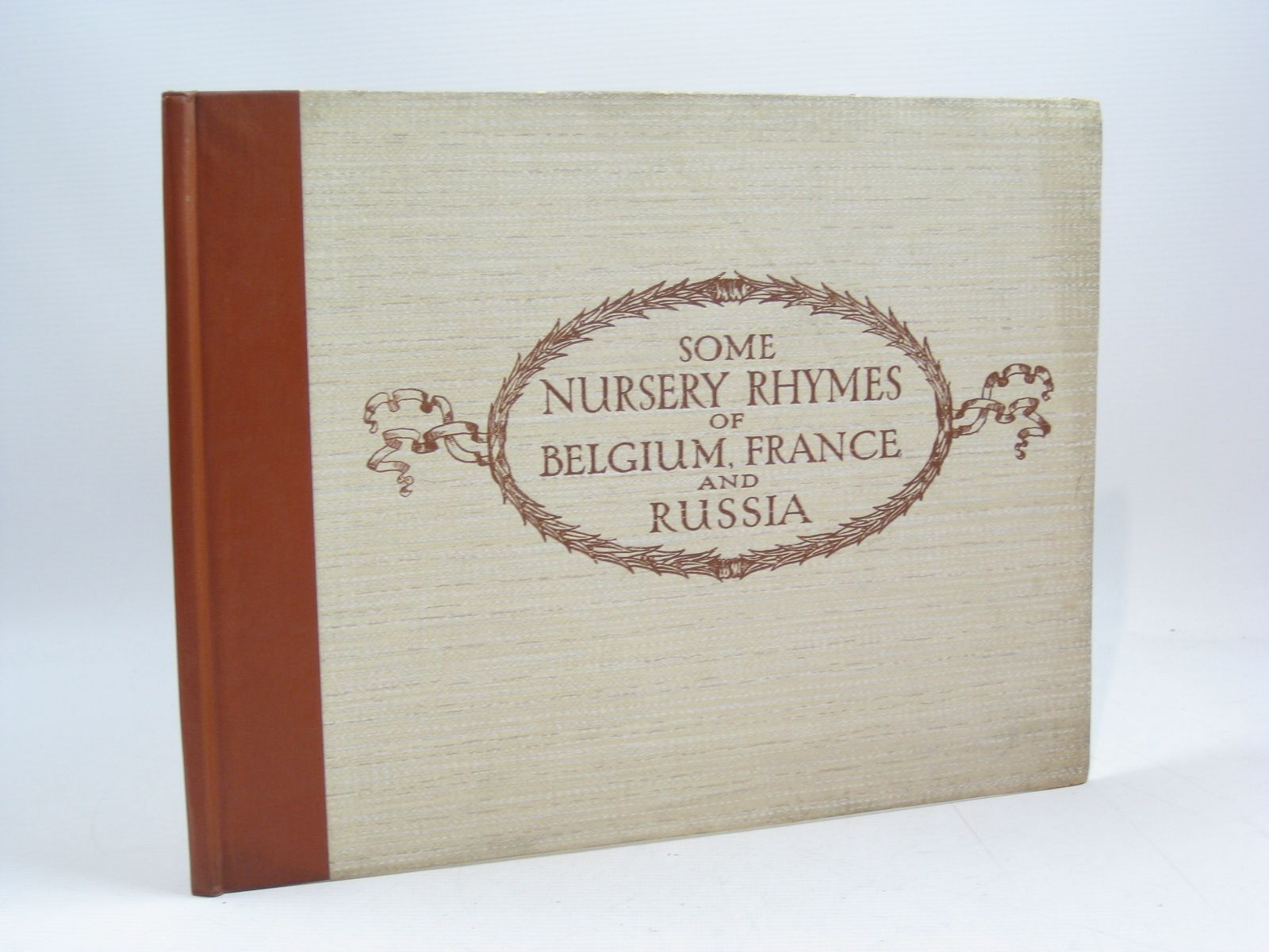 Photo of SOME NURSERY RHYMES OF BELGIUM, FRANCE, AND RUSSIA written by Walter, L. Edna illustrated by De Monvel, M.B.<br />Bastien, M. Alfred published by A. & C. Black Ltd. (STOCK CODE: 1314403)  for sale by Stella & Rose's Books