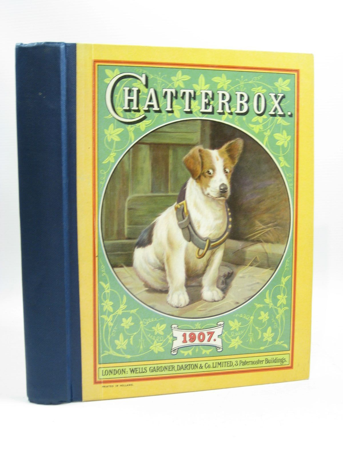 Photo of CHATTERBOX ANNUAL 1907 published by Wells Gardner, Darton & Co. Limited (STOCK CODE: 1314429)  for sale by Stella & Rose's Books