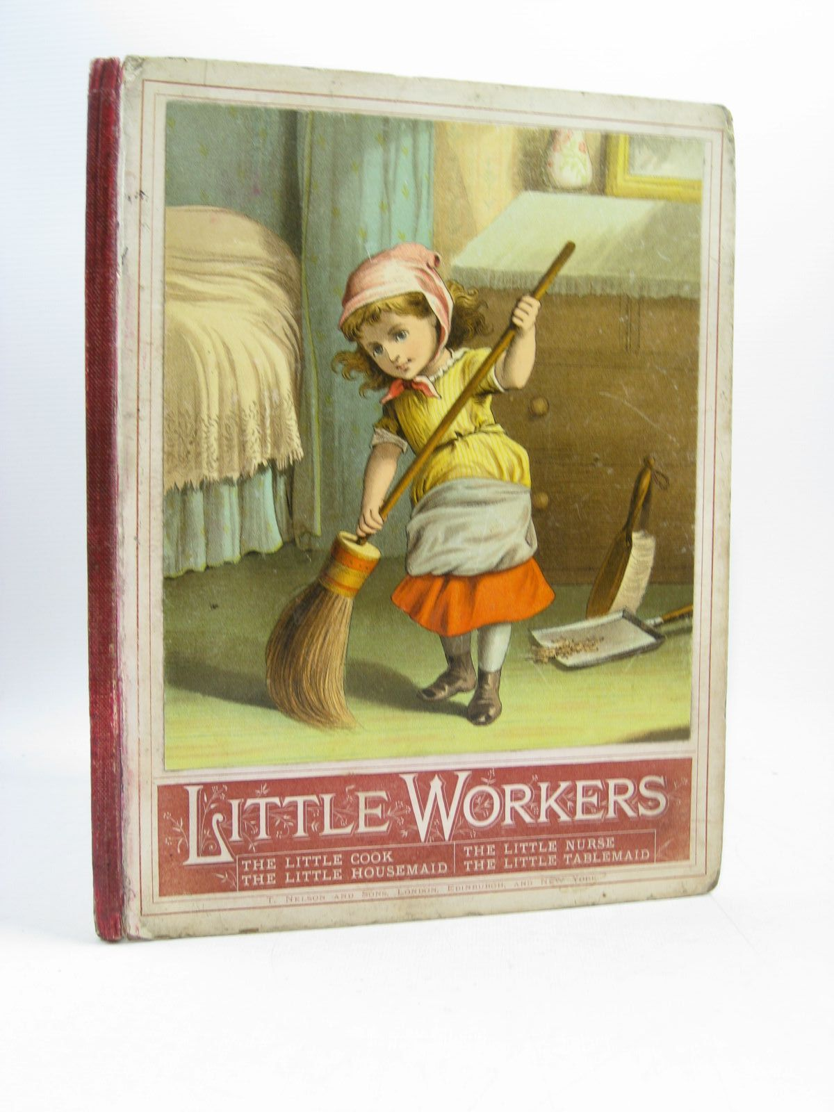Photo of LITTLE WORKERS published by T. Nelson & Sons (STOCK CODE: 1314445)  for sale by Stella & Rose's Books