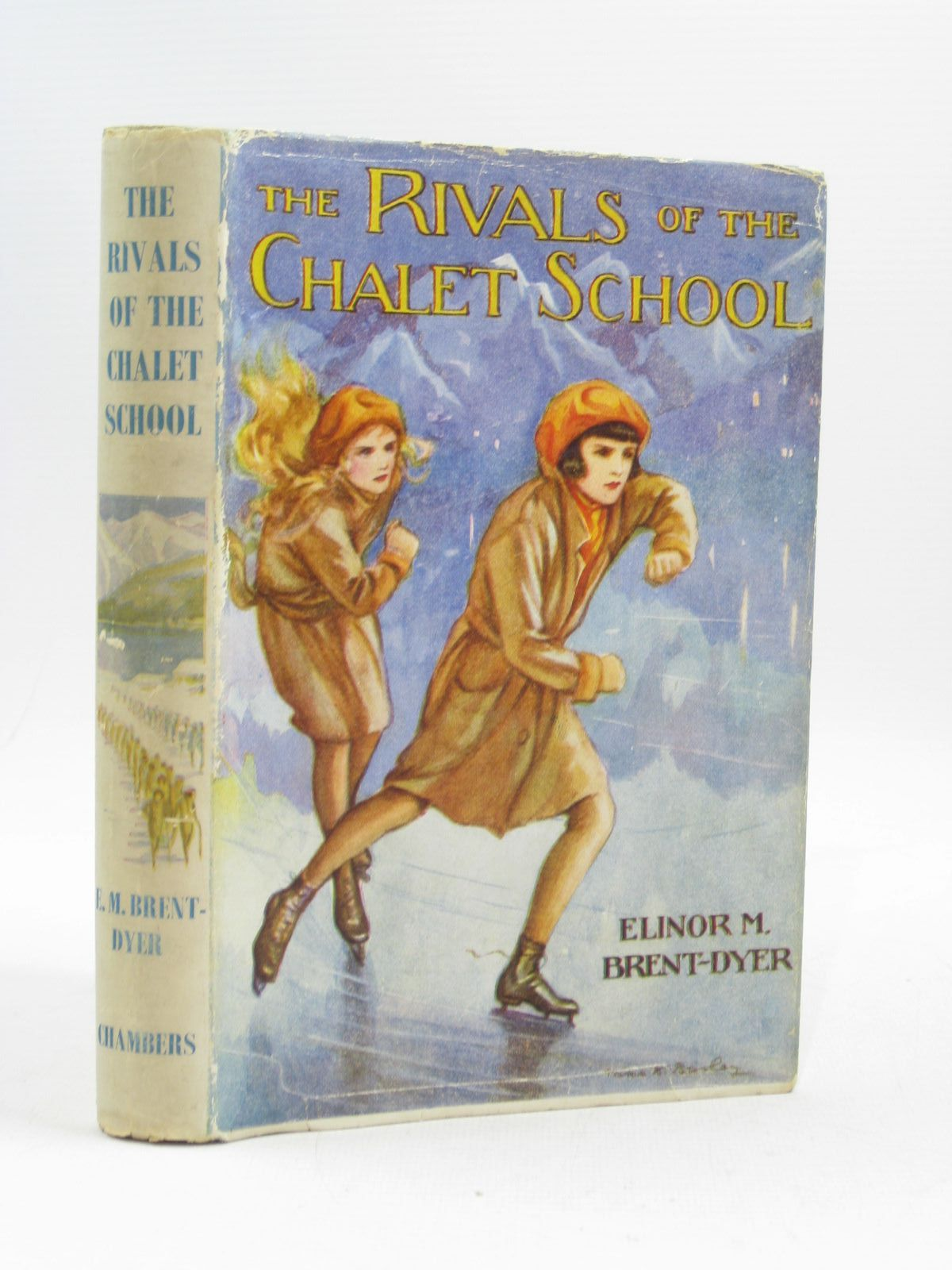 Photo of THE RIVALS OF THE CHALET SCHOOL written by Brent-Dyer, Elinor M. published by W. & R. Chambers Limited (STOCK CODE: 1314504)  for sale by Stella & Rose's Books