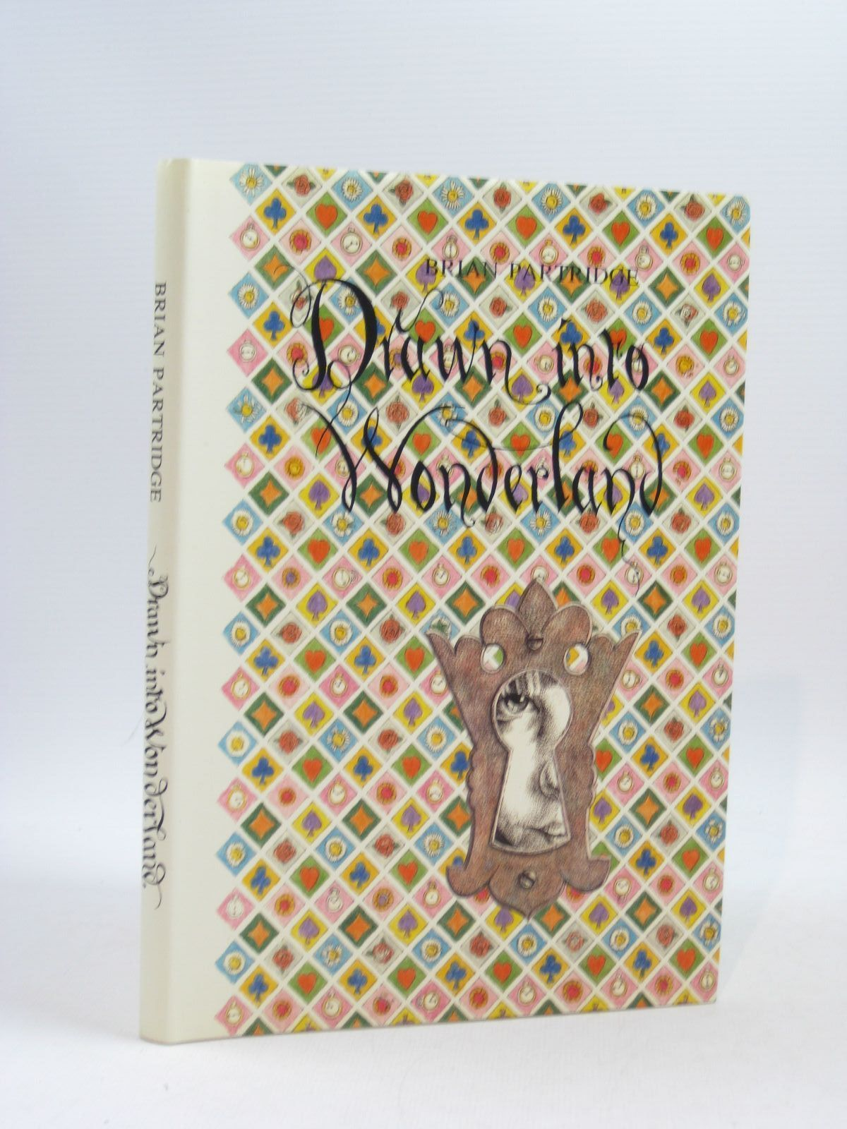 Photo of DRAWN INTO WONDERLAND written by Partridge, Brian illustrated by Partridge, Brian published by Ph Topics (STOCK CODE: 1314549)  for sale by Stella & Rose's Books