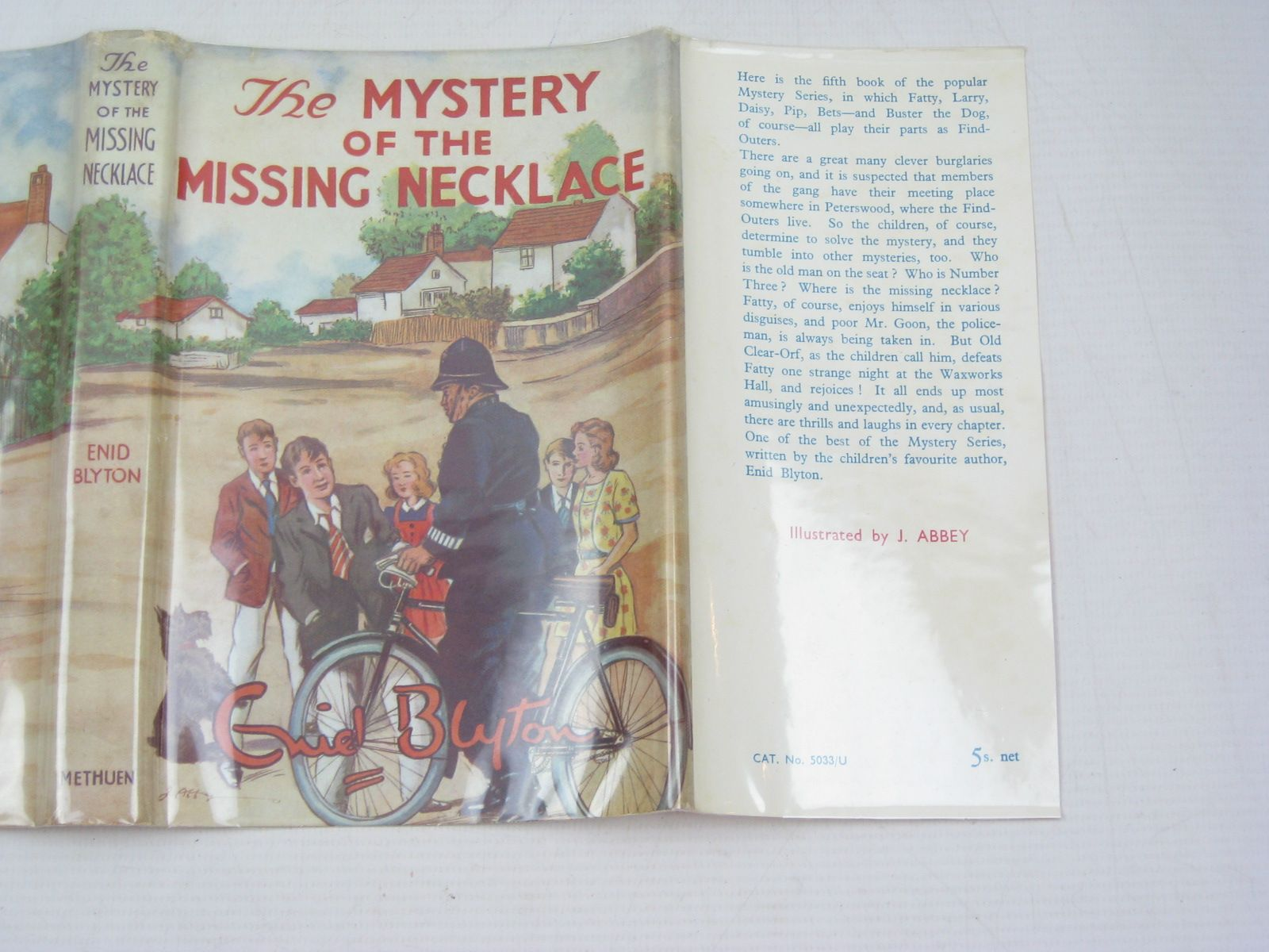 the mystery of the missing necklace pdf