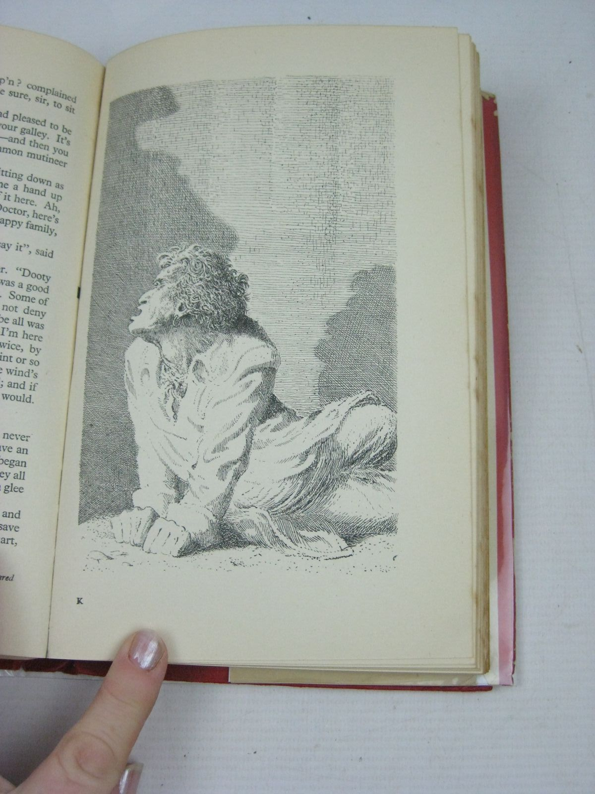 Photo of TREASURE ISLAND written by Stevenson, Robert Louis illustrated by Peake, Mervyn published by Eyre & Spottiswoode (STOCK CODE: 1314628)  for sale by Stella & Rose's Books