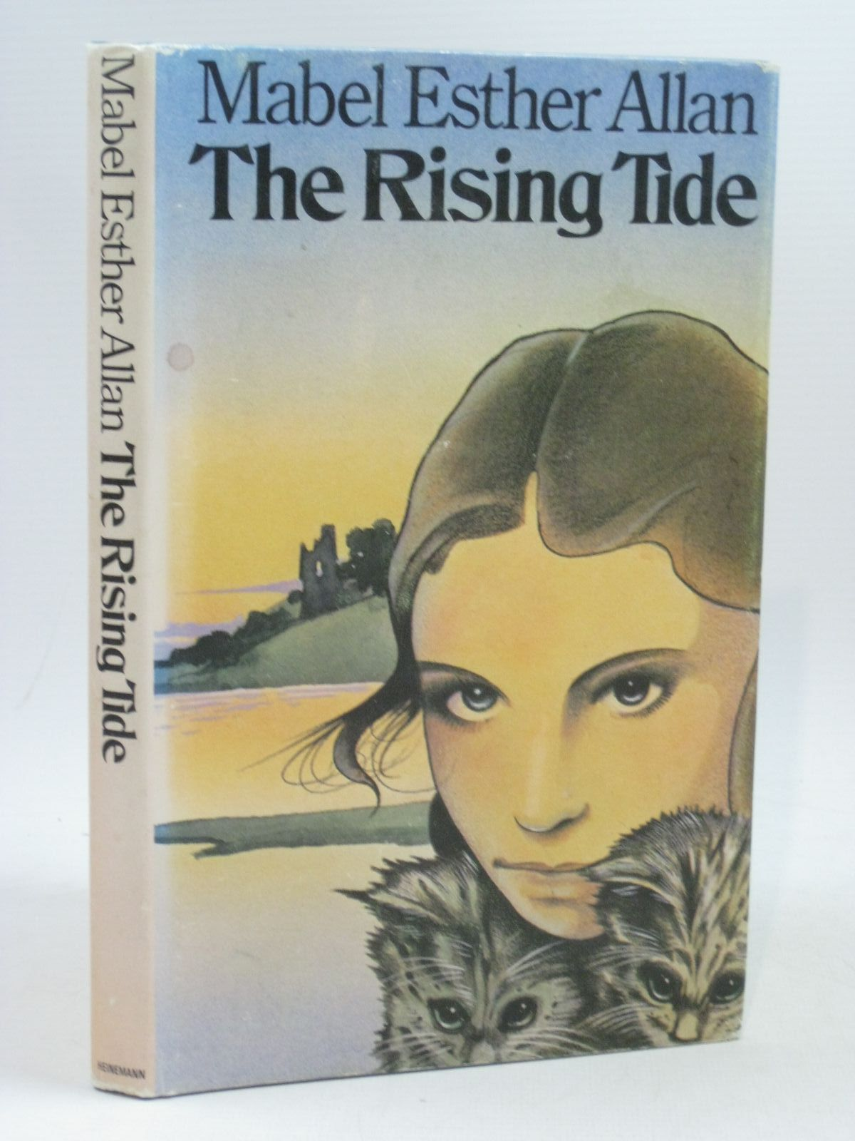 Photo of THE RISING TIDE written by Allan, Mabel Esther published by Heinemann (STOCK CODE: 1314758)  for sale by Stella & Rose's Books