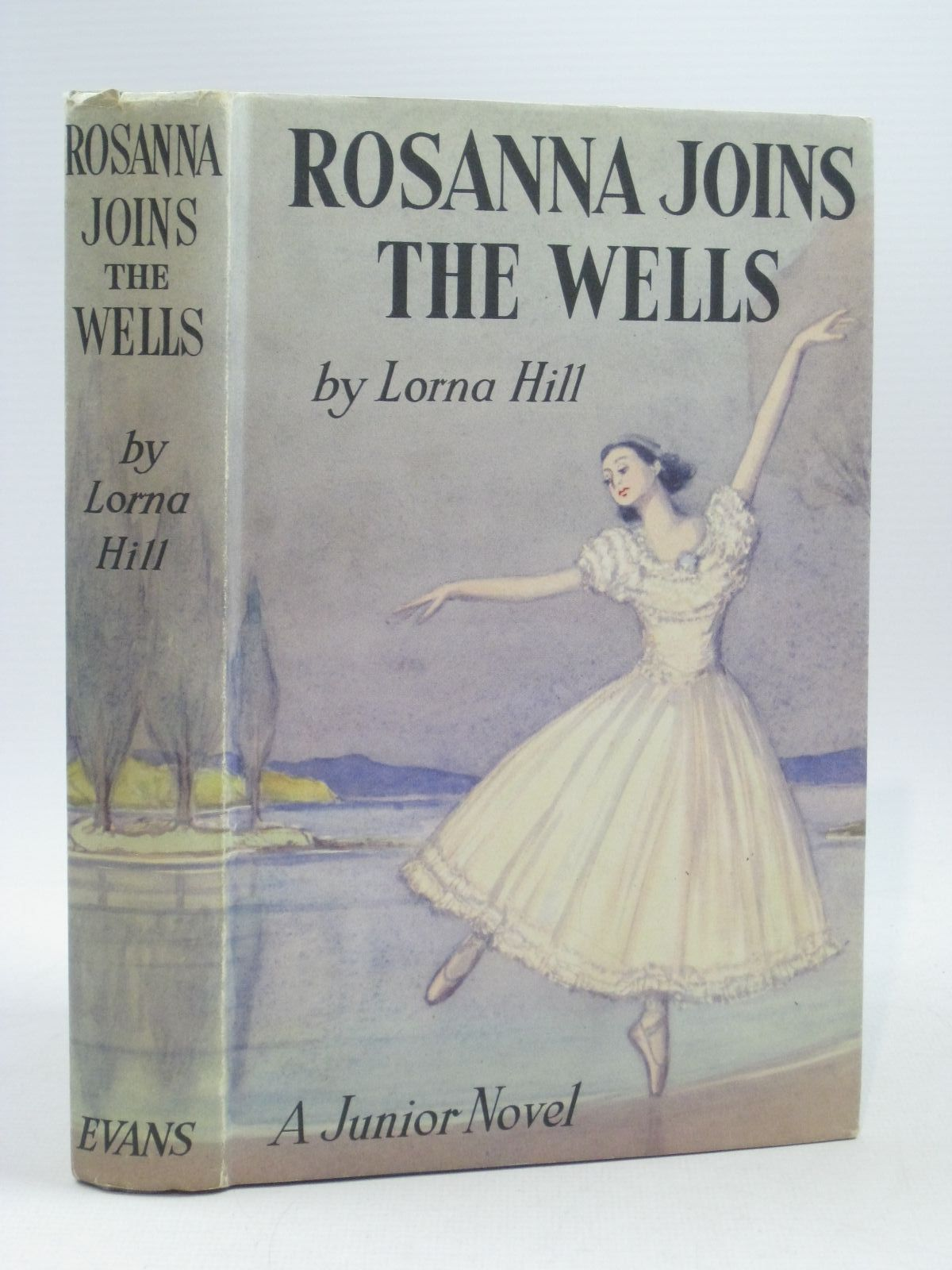 Photo of ROSANNA JOINS THE WELLS written by Hill, Lorna illustrated by Guthrie, Eve published by Evans Brothers Limited (STOCK CODE: 1314768)  for sale by Stella & Rose's Books