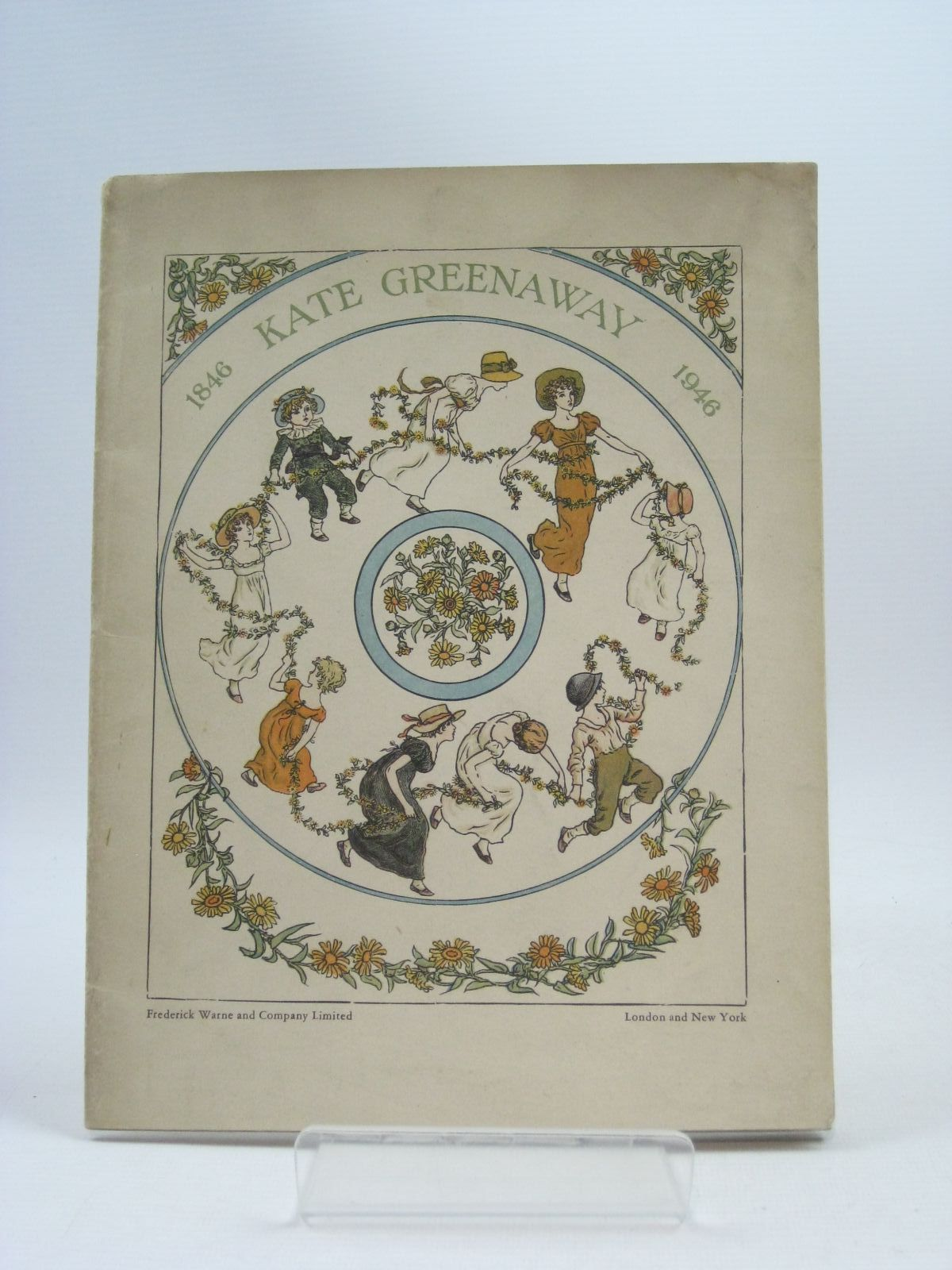 Photo of A CENTURY OF KATE GREENAWAY written by Moore, Anne Carroll illustrated by Greenaway, Kate published by Frederick Warne & Co Ltd. (STOCK CODE: 1314788)  for sale by Stella & Rose's Books