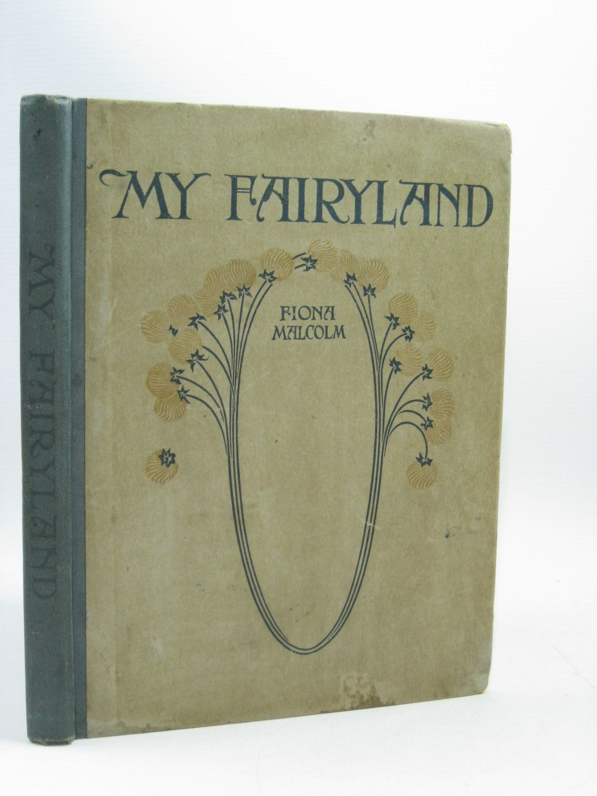 Photo of MY FAIRYLAND A CHILD'S OWN VISIONS written by Malcolm, Fiona illustrated by Anderson, Florence Mary published by George G. Harrap & Company (STOCK CODE: 1314790)  for sale by Stella & Rose's Books