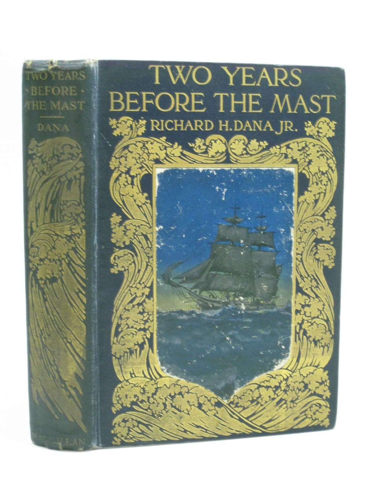Photo of TWO YEARS BEFORE THE MAST written by Dana, Richard Henry illustrated by Pears, Charles published by The Macmillan Company (STOCK CODE: 1314856)  for sale by Stella & Rose's Books