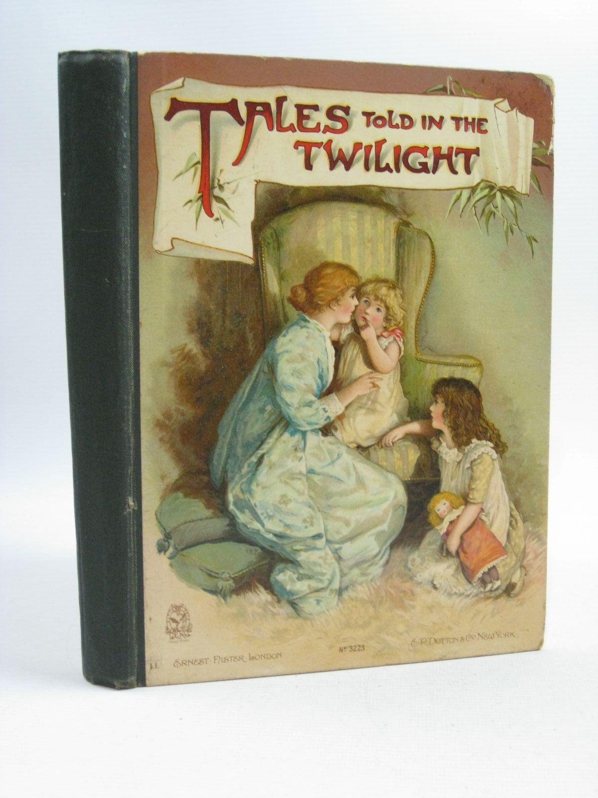 Photo of TALES TOLD IN THE TWILIGHT written by Molesworth, Mrs.<br />Meade, L.T.<br />Vredenburg, Edric<br />et al, illustrated by Bennett, Harriett M.<br />Mack, Lizzie published by Ernest Nister (STOCK CODE: 1314879)  for sale by Stella & Rose's Books