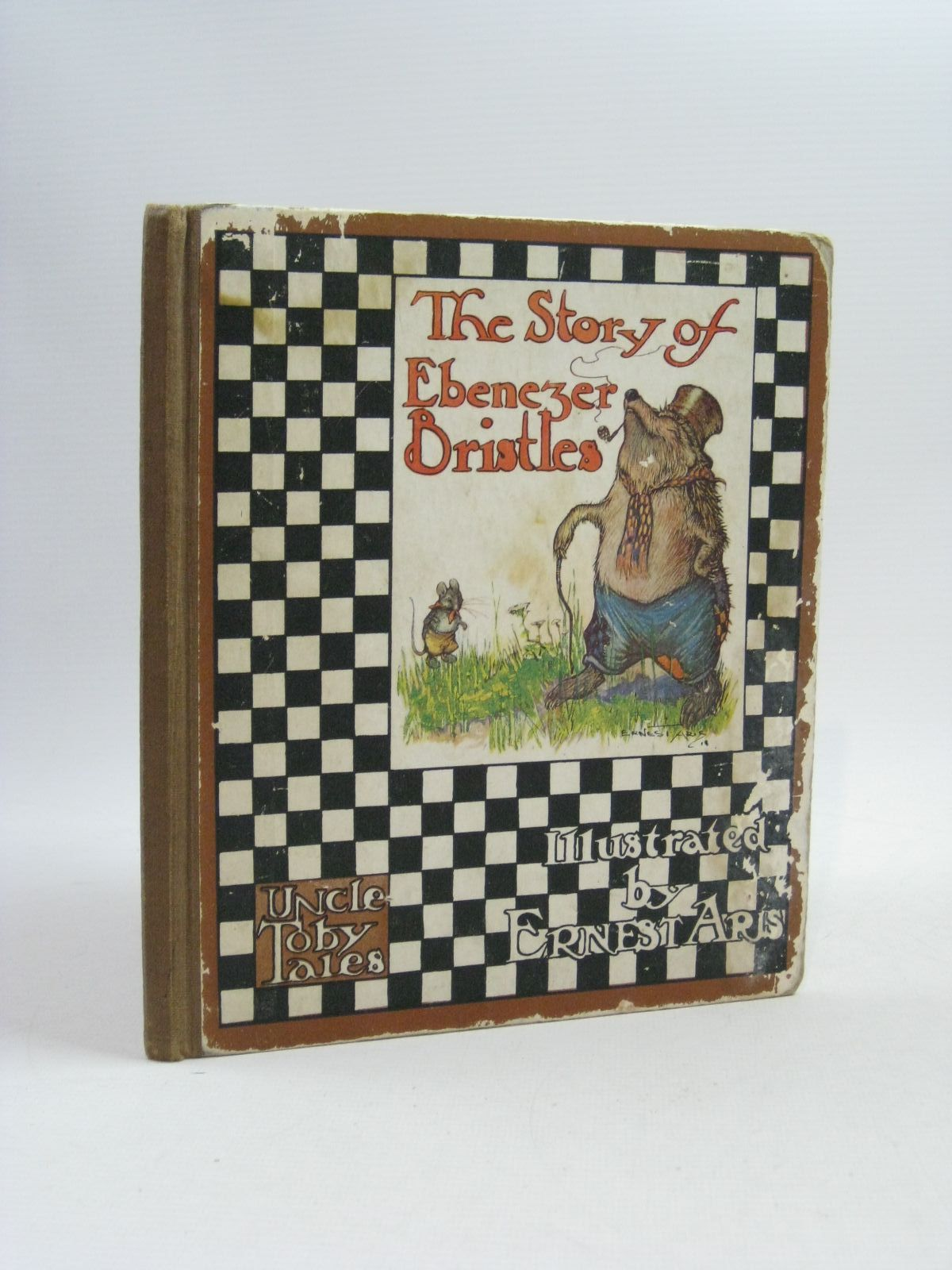 Photo of THE STORY OF EBENEZER BRISTLES written by Aris, Ernest A. illustrated by Aris, Ernest A. published by Humphrey Milford (STOCK CODE: 1314881)  for sale by Stella & Rose's Books