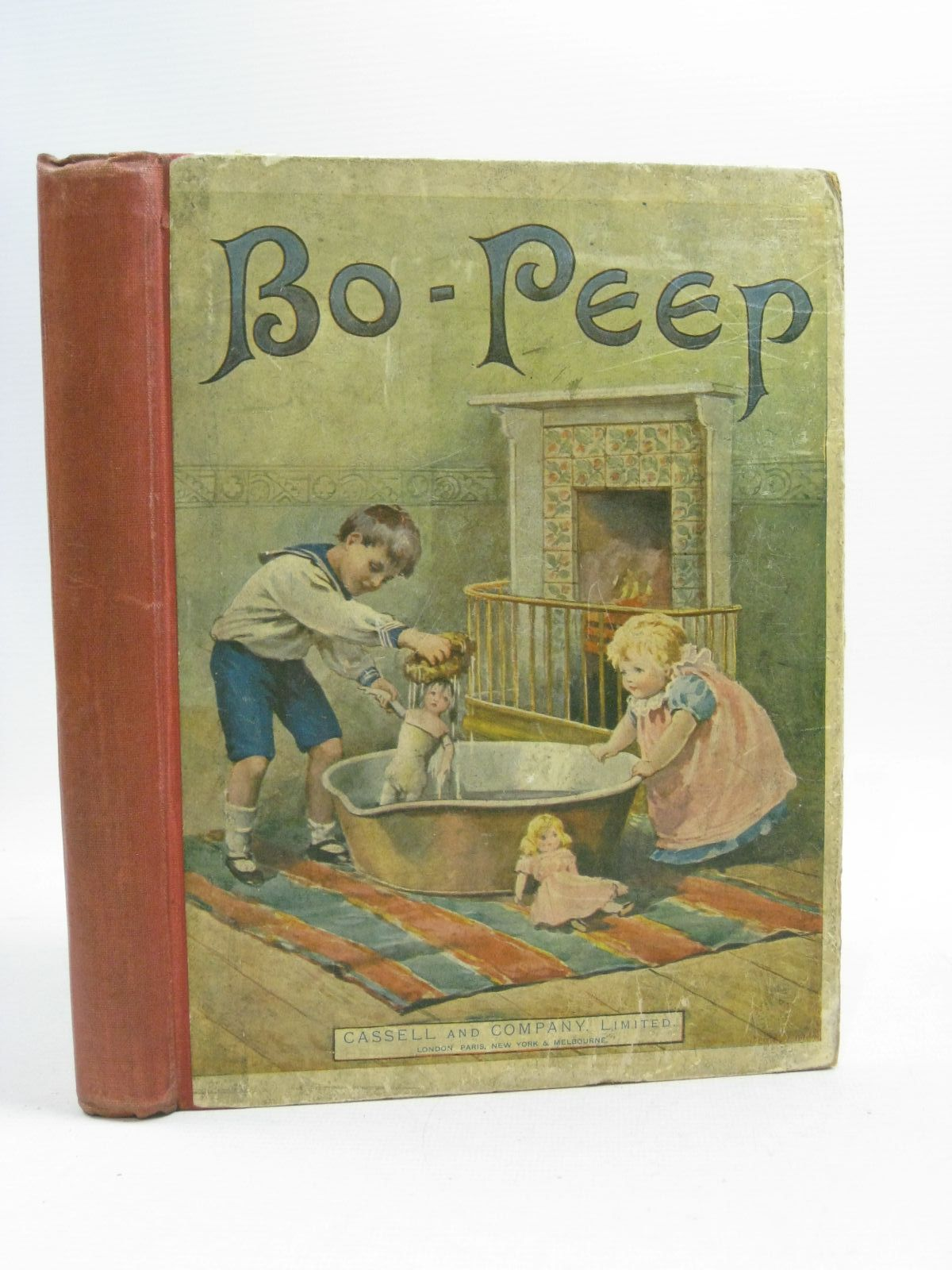 Photo of BO-PEEP A TREASURY FOR THE LITTLE ONES illustrated by Neilson, Harry B.<br />et al., published by Cassell & Company Ltd (STOCK CODE: 1314964)  for sale by Stella & Rose's Books