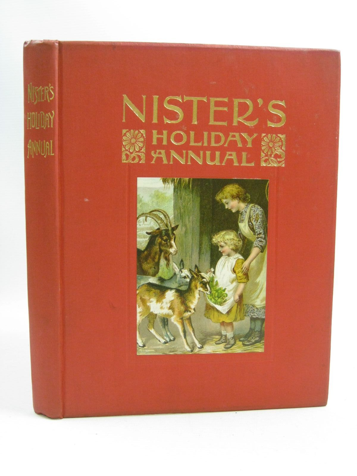 Photo of NISTER'S HOLIDAY ANNUAL - 26TH YEAR written by Playne, Alfred C.<br />Hoyer, M.A.<br />et al, illustrated by Petherick, Rosa C.<br />McLaren, Dora<br />Hardy, E. Stuart<br />et al., published by Ernest Nister (STOCK CODE: 1314974)  for sale by Stella & Rose's Books