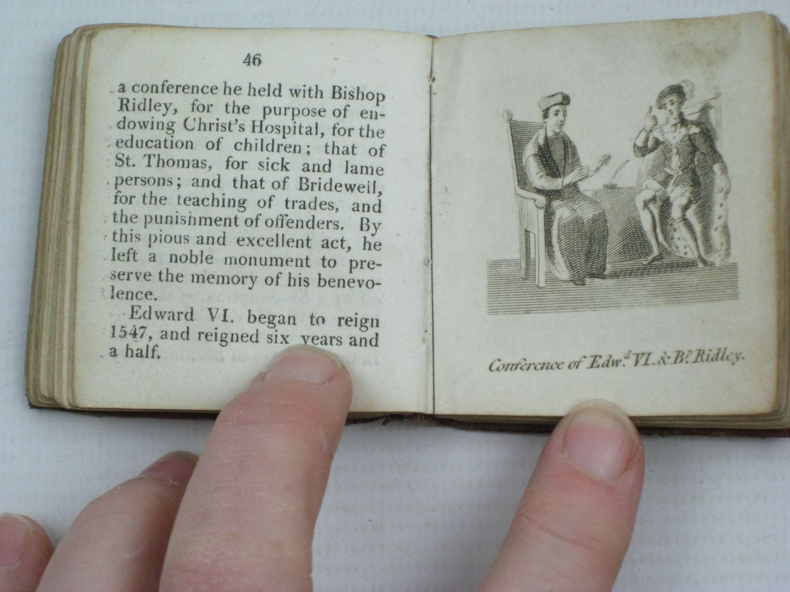 Photo of PICTURES OF ENGLISH HISTORY IN MINIATURE written by Mills, Alfred illustrated by Mills, Alfred published by Darton, Harvey, and Darton, J. Harris (STOCK CODE: 1315116)  for sale by Stella & Rose's Books
