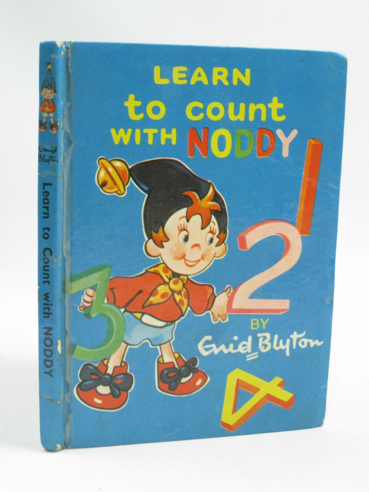 Photo of LEARN TO COUNT WITH NODDY written by Blyton, Enid illustrated by Tyndall, Robert published by Sampson Low, Marston & Co. Ltd., Richards Press Ltd. (STOCK CODE: 1315168)  for sale by Stella & Rose's Books