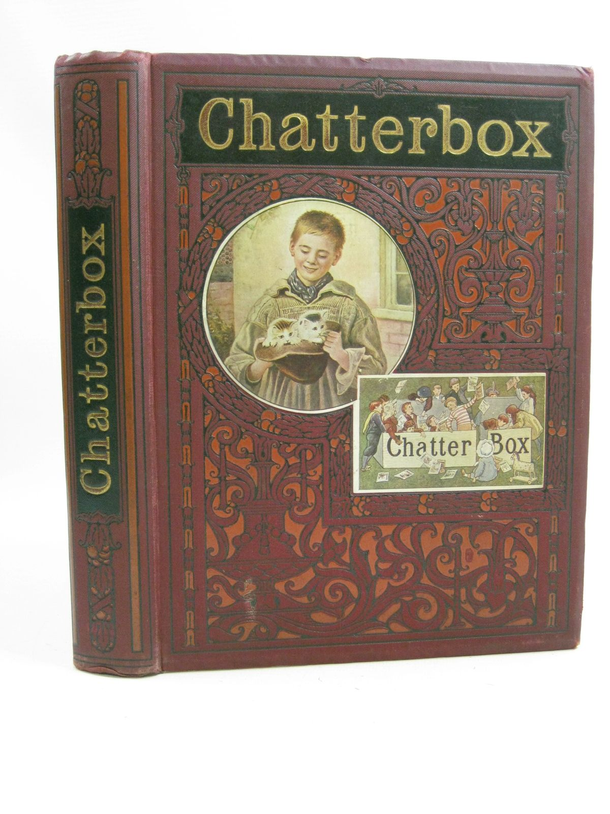 Photo of CHATTERBOX ANNUAL 1908 published by Wells Gardner, Darton & Co. Ltd. (STOCK CODE: 1315176)  for sale by Stella & Rose's Books