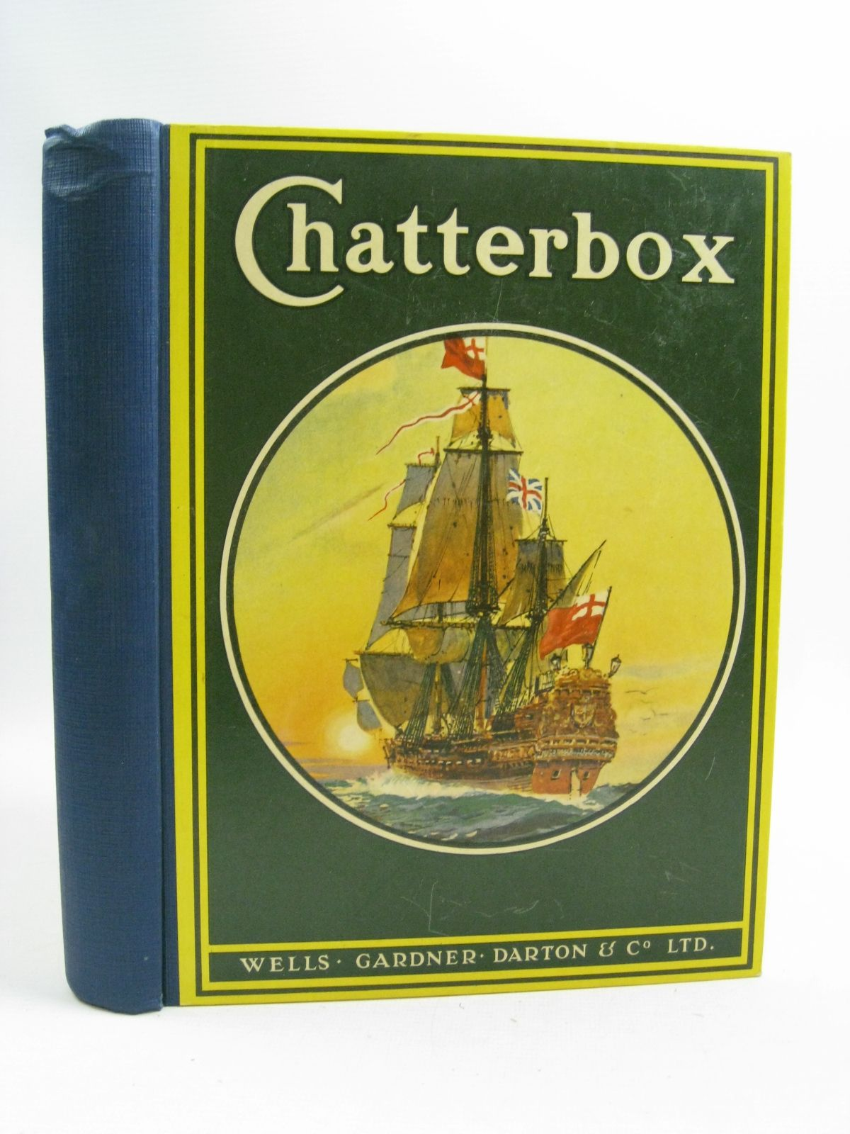 Photo of CHATTERBOX ANNUAL 1927 written by Clarke, J. Erskine<br />et al, published by Wells Gardner, Darton & Co. Ltd. (STOCK CODE: 1315177)  for sale by Stella & Rose's Books