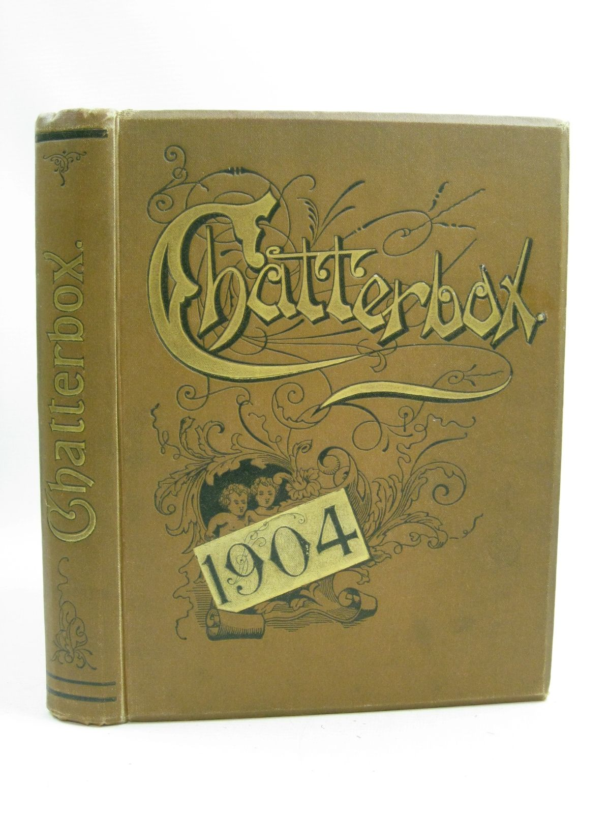 Photo of CHATTERBOX ANNUAL 1904 written by Clarke, J. Erskine published by Wells Gardner, Darton & Co. (STOCK CODE: 1315179)  for sale by Stella & Rose's Books