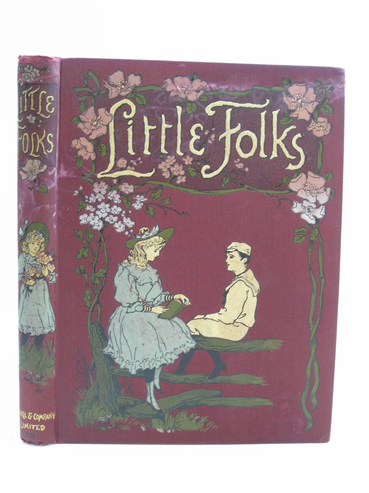 Photo of LITTLE FOLKS VOL 39 written by Molesworth, Mrs.<br />Frith, Henry<br />Richards, Hartley<br />et al, published by Cassell & Company Limited (STOCK CODE: 1315195)  for sale by Stella & Rose's Books