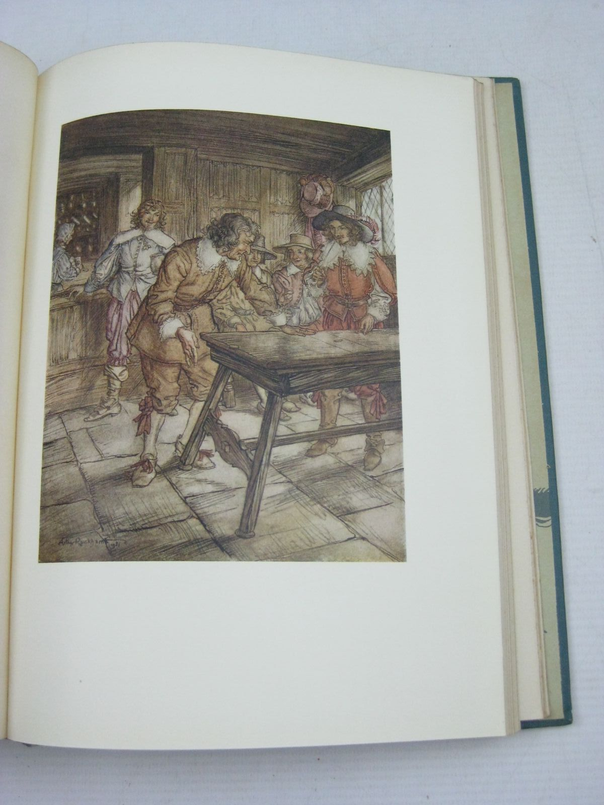 Photo of THE COMPLEAT ANGLER written by Walton, Izaak illustrated by Rackham, Arthur published by George G. Harrap & Co. Ltd. (STOCK CODE: 1315197)  for sale by Stella & Rose's Books