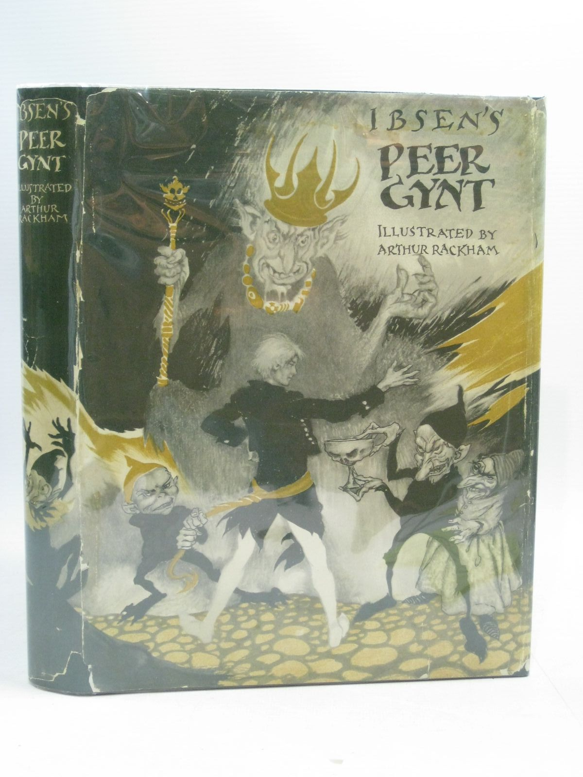 Photo of PEER GYNT written by Ibsen, Henrik illustrated by Rackham, Arthur published by J.B. Lippincott Company (STOCK CODE: 1315203)  for sale by Stella & Rose's Books