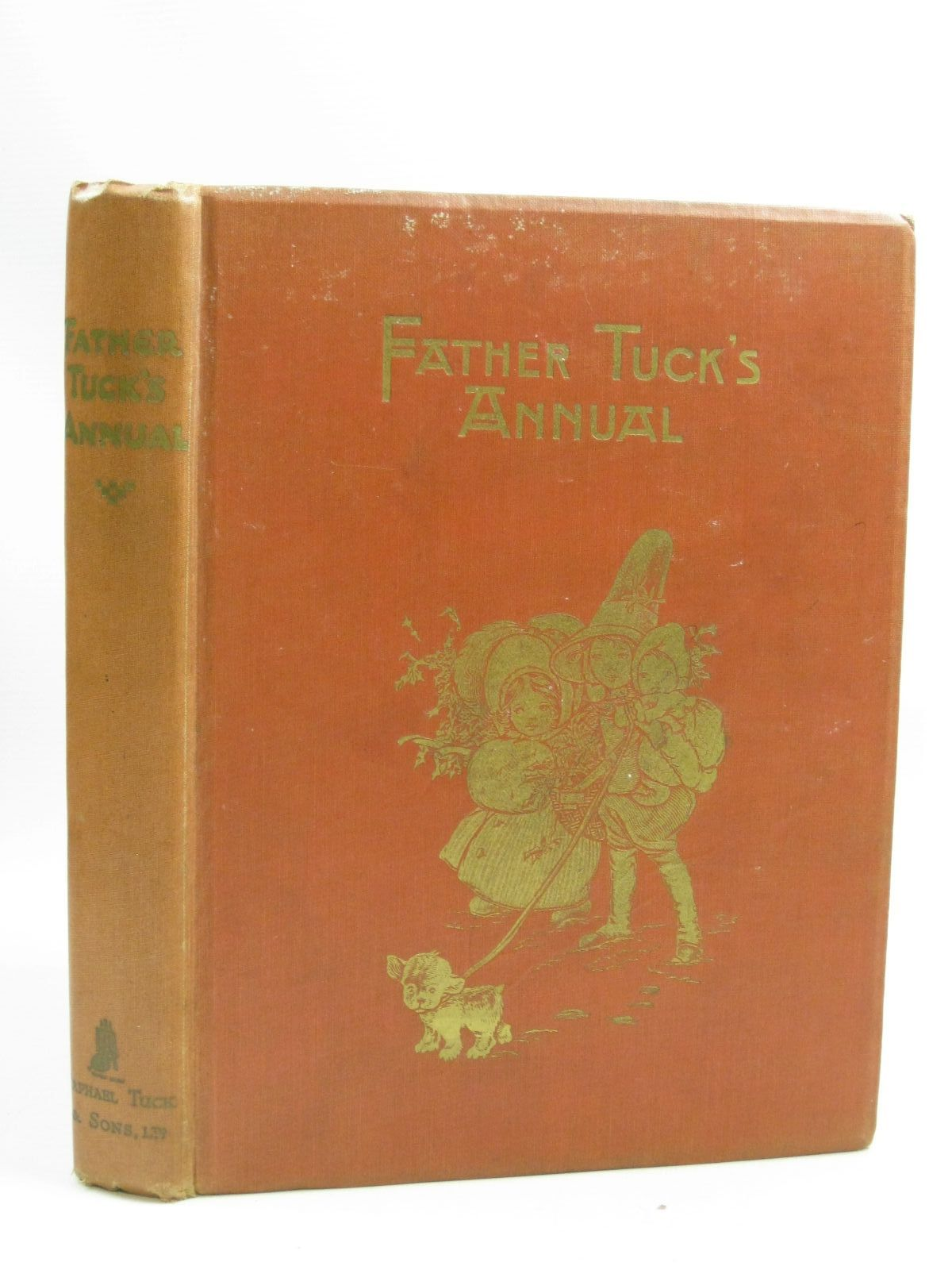 Photo of FATHER TUCK'S ANNUAL - 20TH YEAR written by Vredenburg, Edric<br />Gale, Norman<br />Wilkins, Adela<br />Floyd, Grace C.<br />et al, illustrated by Robinson, T.H.<br />Attwell, Mabel Lucie<br />Wain, Louis<br />Petherick, Rosa C.<br />Cobb, Ruth<br />et al., published by Raphael Tuck & Sons Ltd. (STOCK CODE: 1315207)  for sale by Stella & Rose's Books
