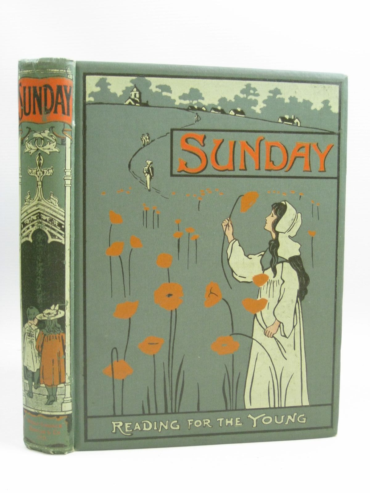 Photo of SUNDAY READING FOR THE YOUNG 1906 written by Marchant, Bessie<br />et al, illustrated by Browne, Gordon<br />Bedford, Francis D.<br />et al., published by Wells Gardner, Darton & Co. Ltd. (STOCK CODE: 1315245)  for sale by Stella & Rose's Books