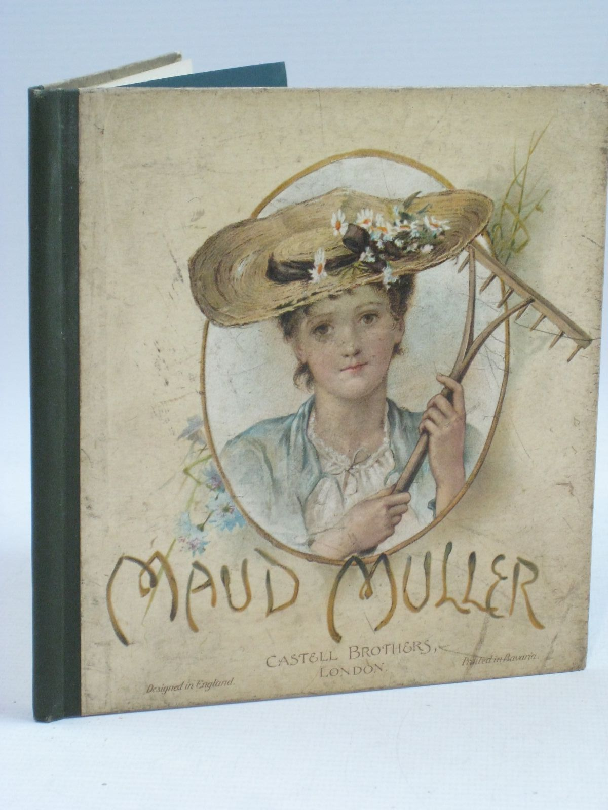 Photo of MAUD MULLER written by Whittier, John Greenleaf published by Castell Brothers (STOCK CODE: 1315386)  for sale by Stella & Rose's Books
