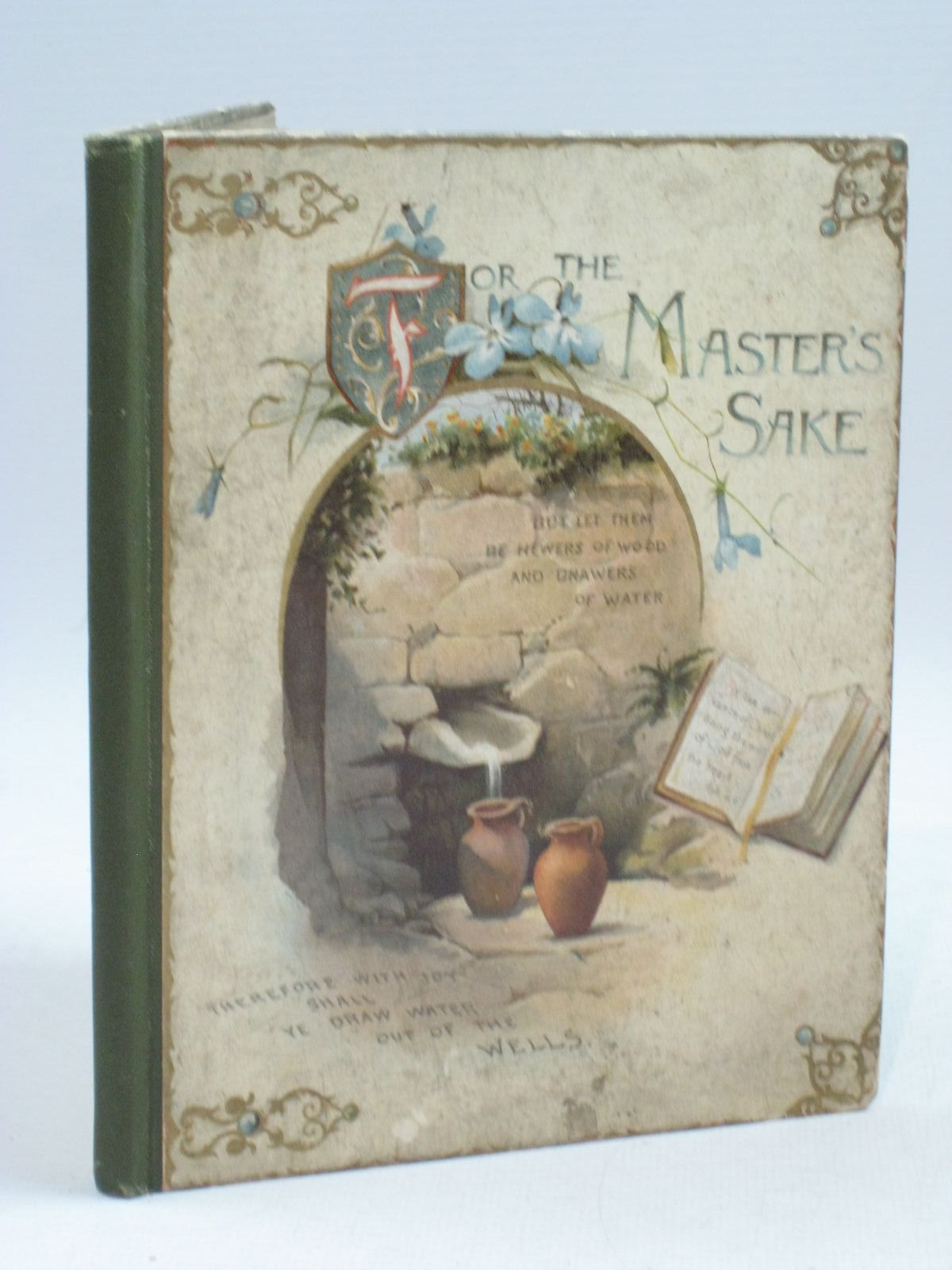 Photo of FOR THE MASTER'S SAKE written by Murray, Charlotte published by Ernest Nister (STOCK CODE: 1315388)  for sale by Stella & Rose's Books