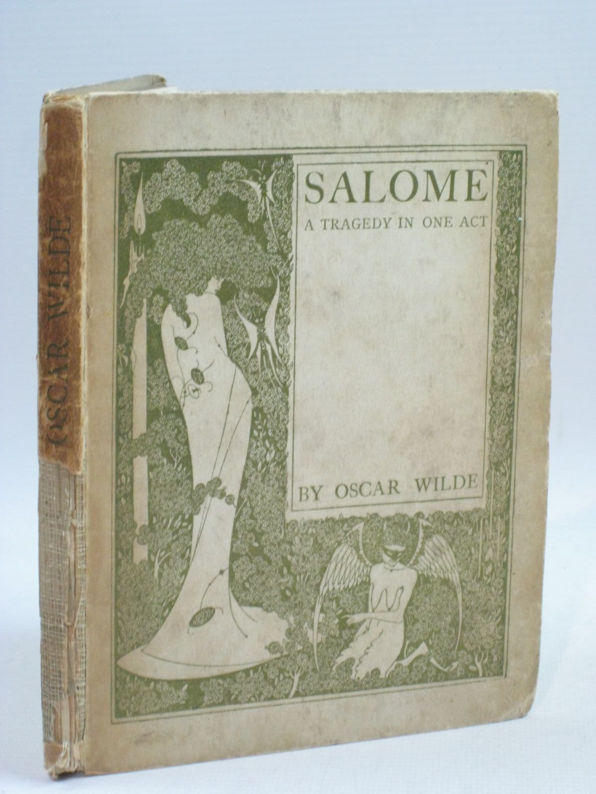 an analysis of the play salom by oscar wilde Oscar wilde the original 1891 version of the play was in french three years later an english translation was published the play tells in one act the biblical story of salome, stepdaughter of the tetrarch herod antipas, who.