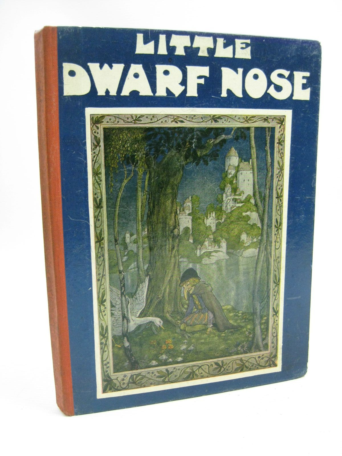 Photo of LITTLE DWARF NOSE written by Browne, E. Gordon illustrated by Anderson, Florence Mary published by J. Coker & Co. Ltd. (STOCK CODE: 1315413)  for sale by Stella & Rose's Books