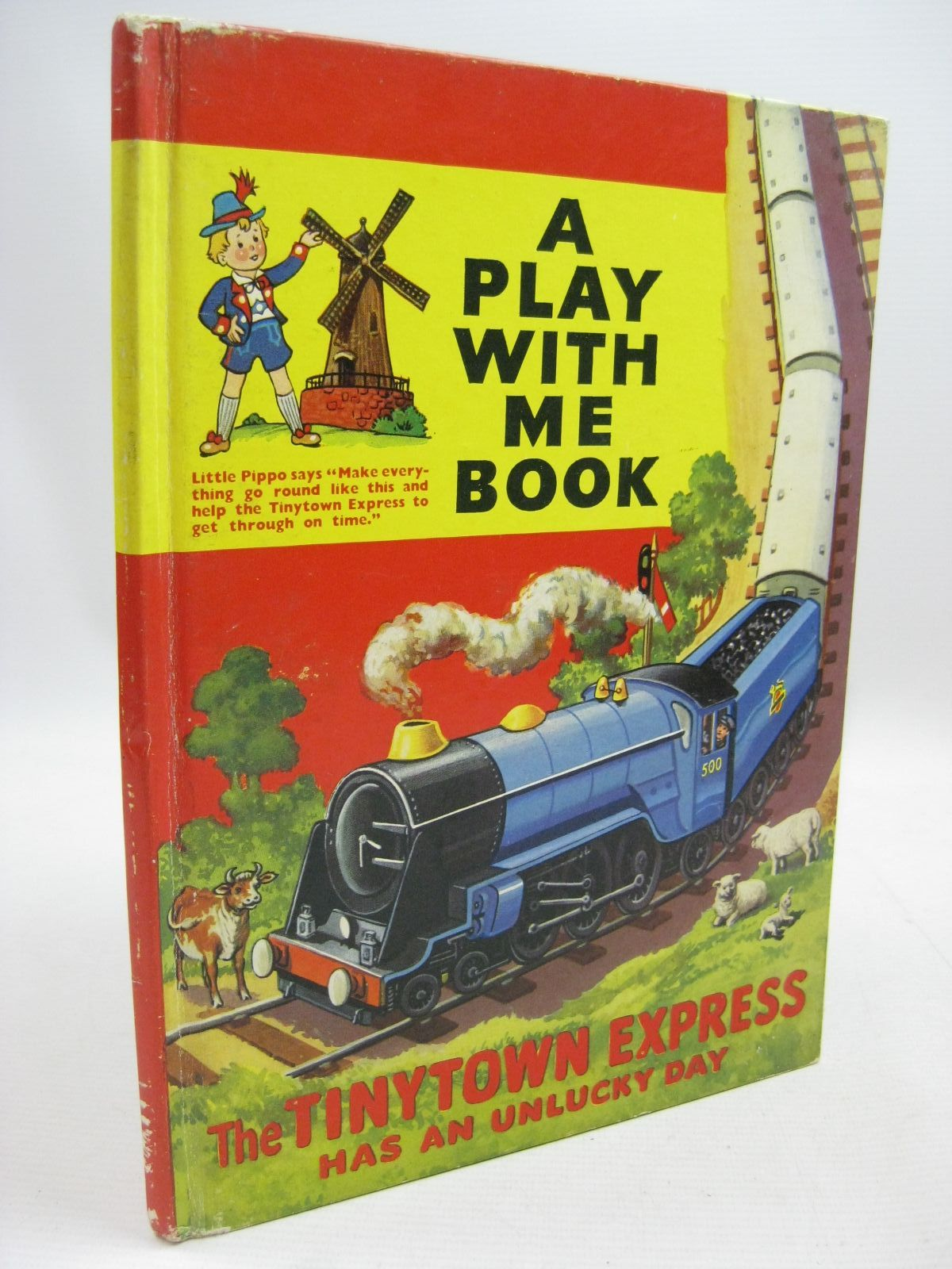 Photo of THE TINYTOWN EXPRESS HAS AN UNLUCKY DAY written by Verrent, Ann<br />White, David published by Sampson Low, Marston & Co. Ltd. (STOCK CODE: 1315495)  for sale by Stella & Rose's Books