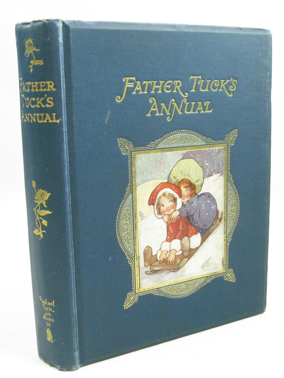 Photo of FATHER TUCK'S ANNUAL - 17TH YEAR written by Matheson, Annie<br />Gale, Norman<br />Hart, Hilda<br />Vredenburg, Edric<br />et al, illustrated by Attwell, Mabel Lucie<br />Bowley, M.<br />Richardson, Agnes<br />et al., published by Raphael Tuck & Sons Ltd. (STOCK CODE: 1315559)  for sale by Stella & Rose's Books