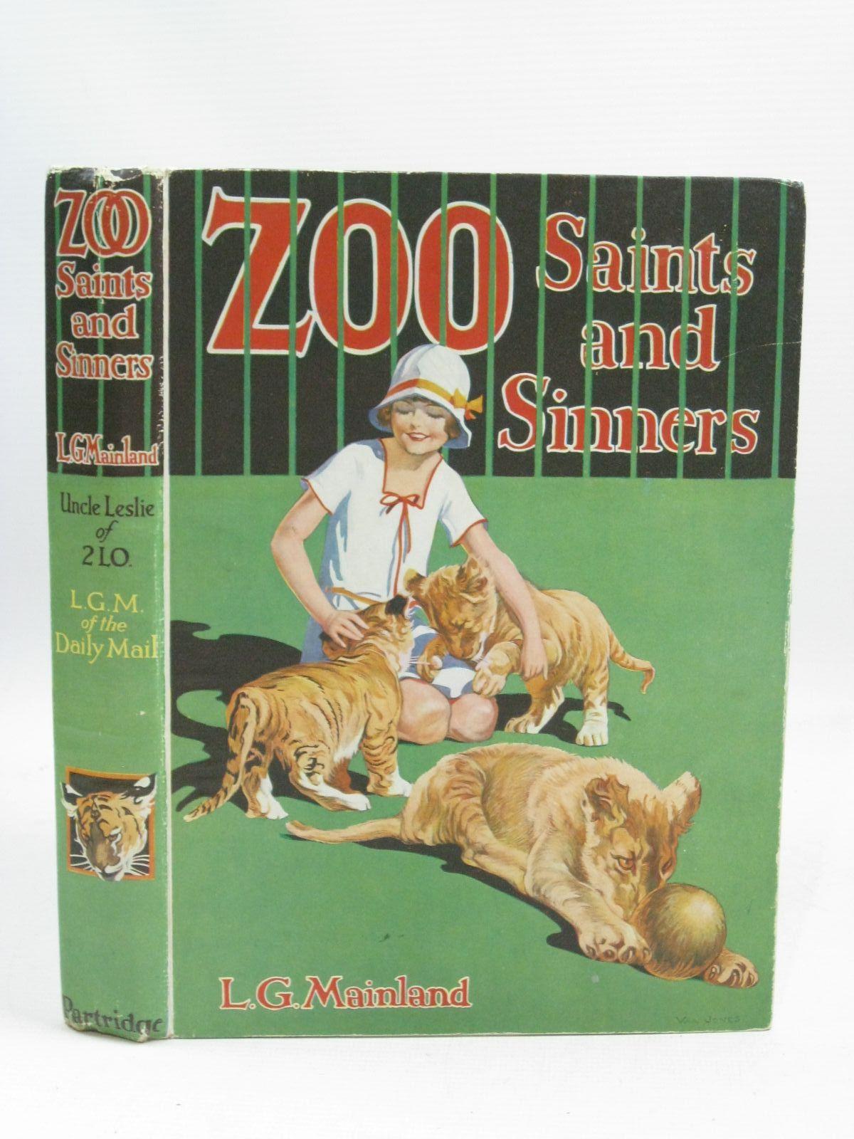 Photo of ZOO SAINTS AND SINNERS